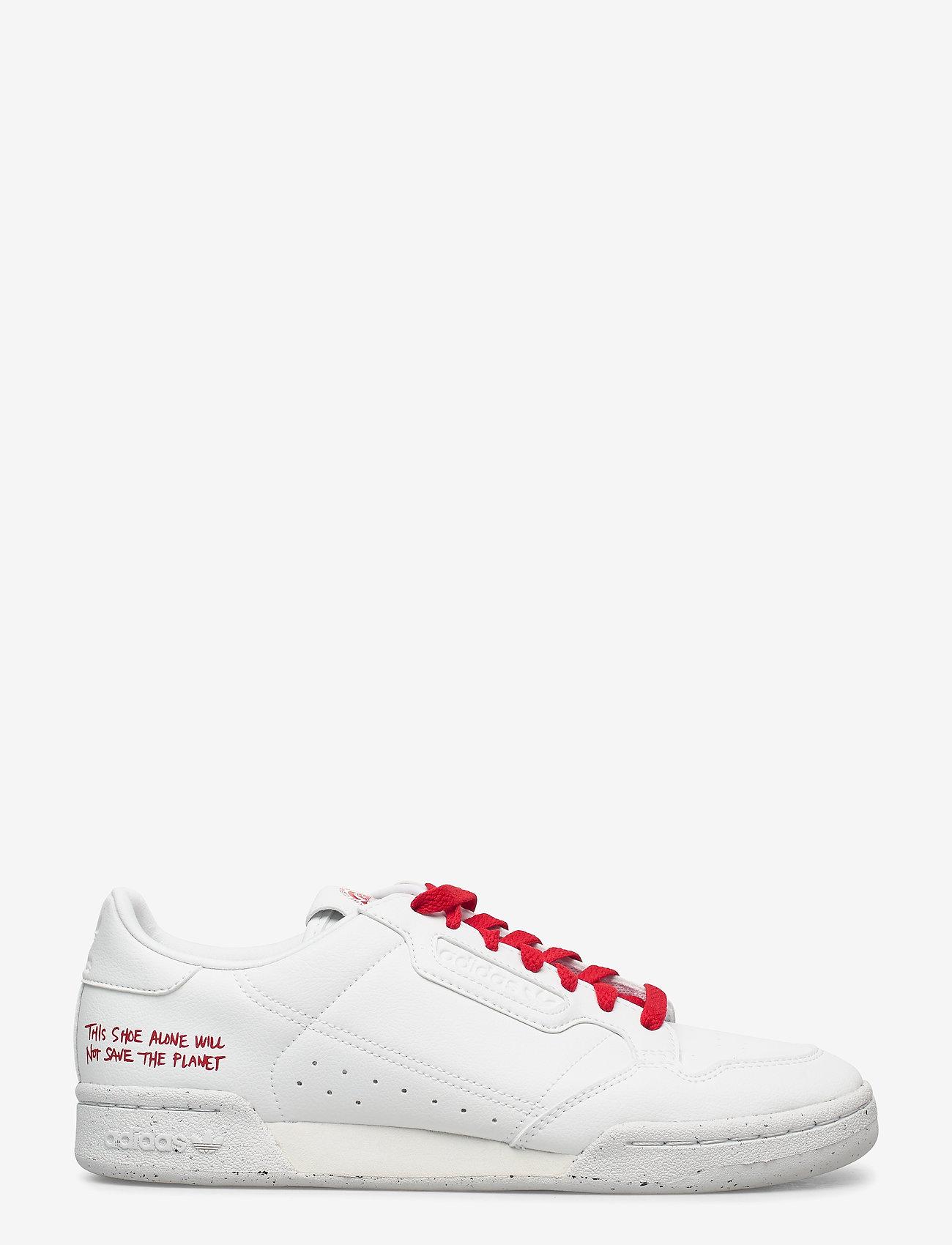 Continental 80 (Ftwwht/ftwwht/scarle) (71.47 €) - adidas Originals JMuvF