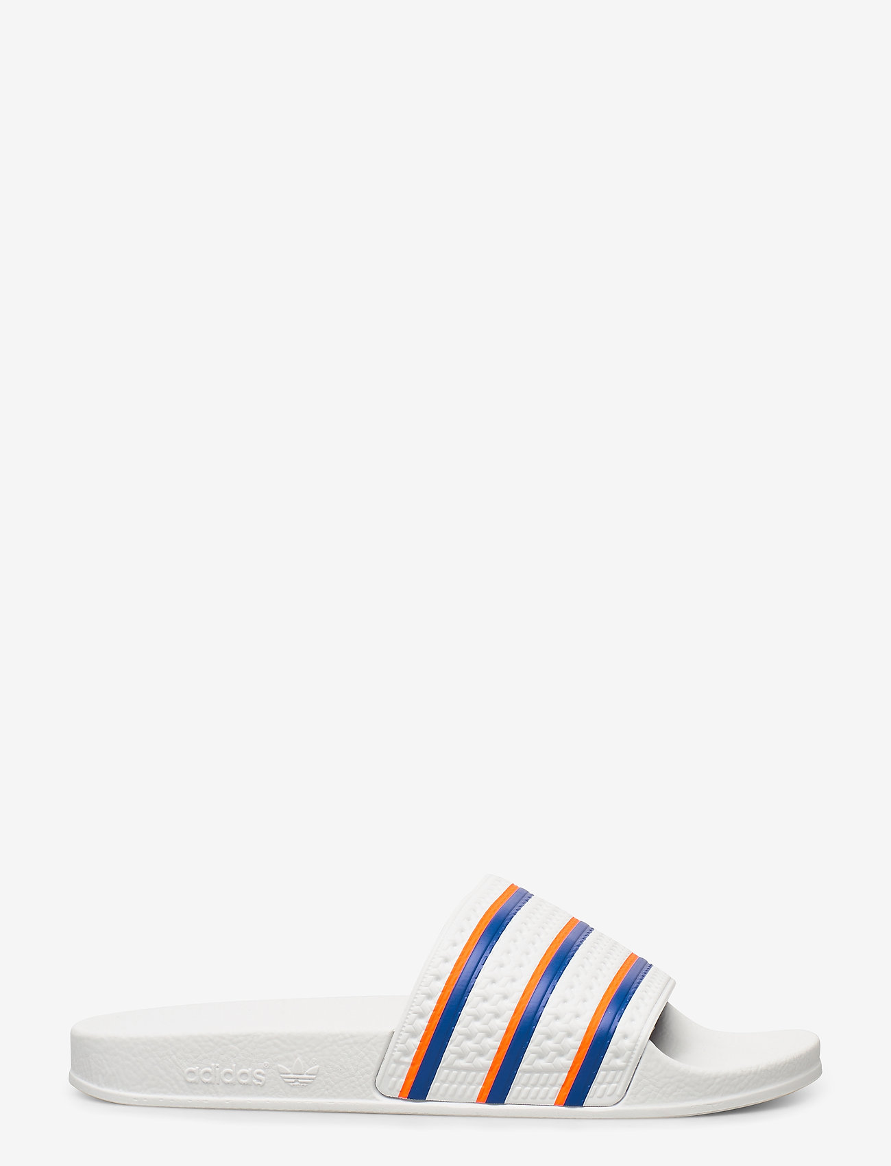 adidas Originals - ADILETTE - sneakers - ftwwht/blue/solred - 1