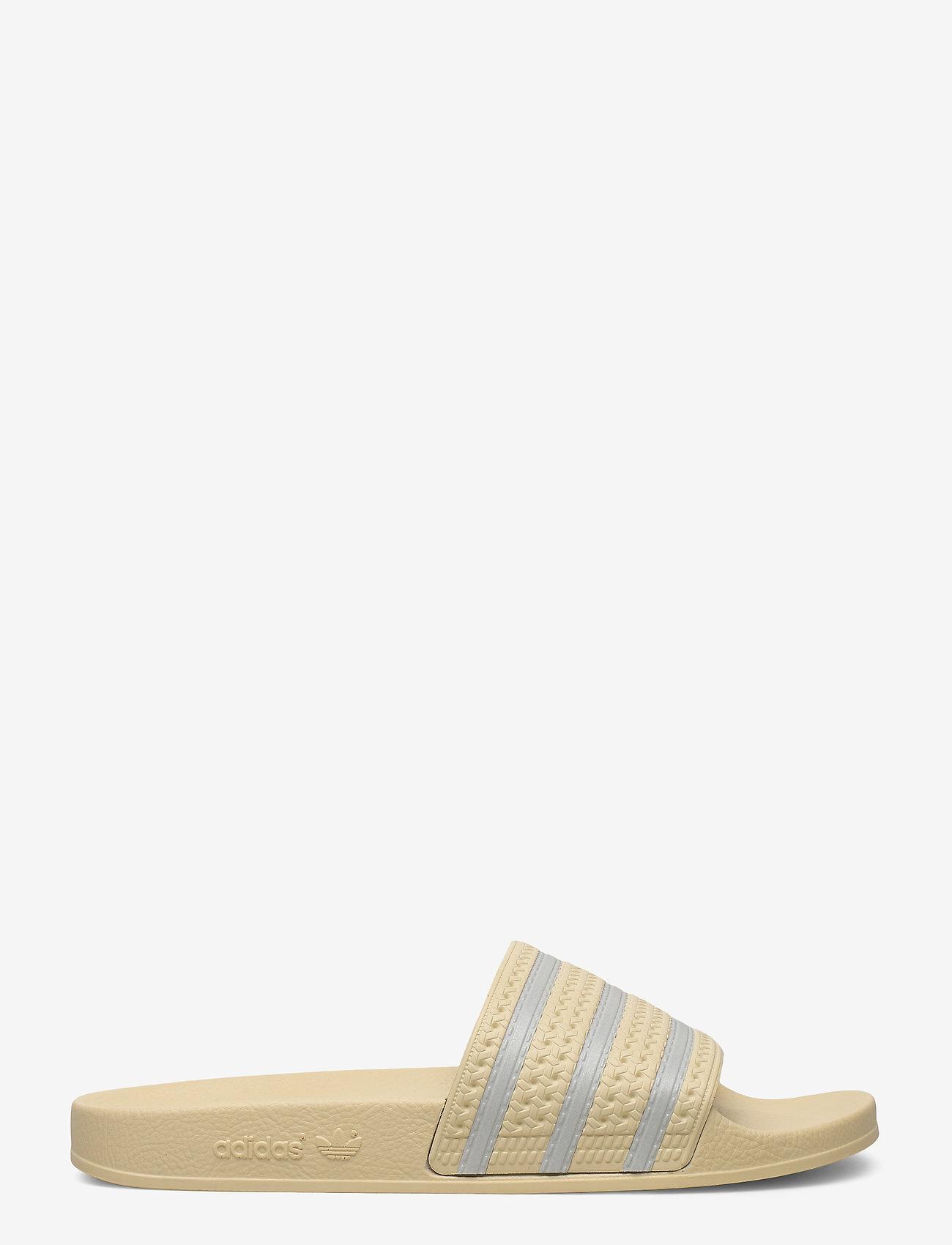 adidas Originals - ADILETTE - pool sliders - sand/supcol/sand - 1
