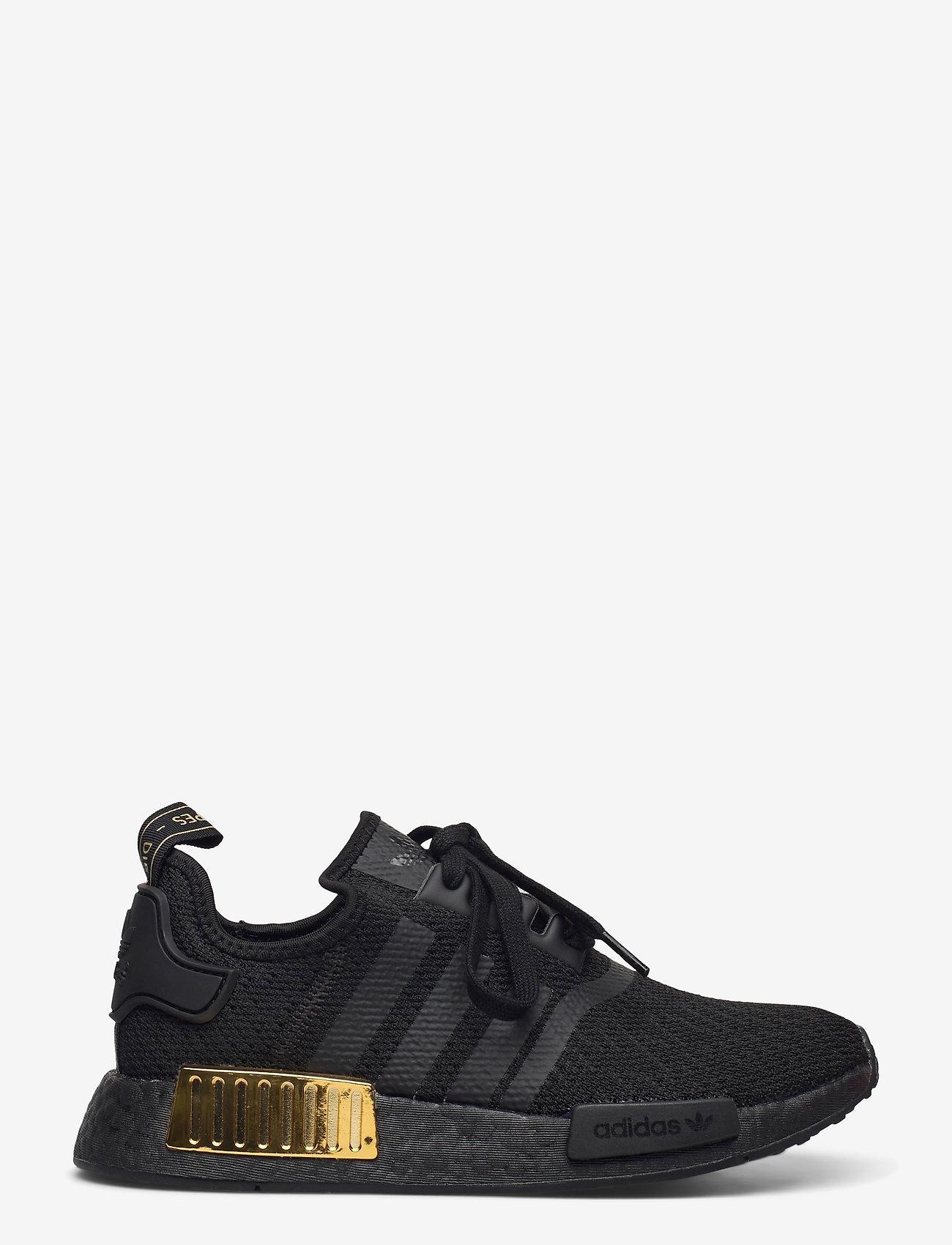 adidas Originals - NMD_R1 W - laag sneakers - cblack/cblack/goldmt - 1