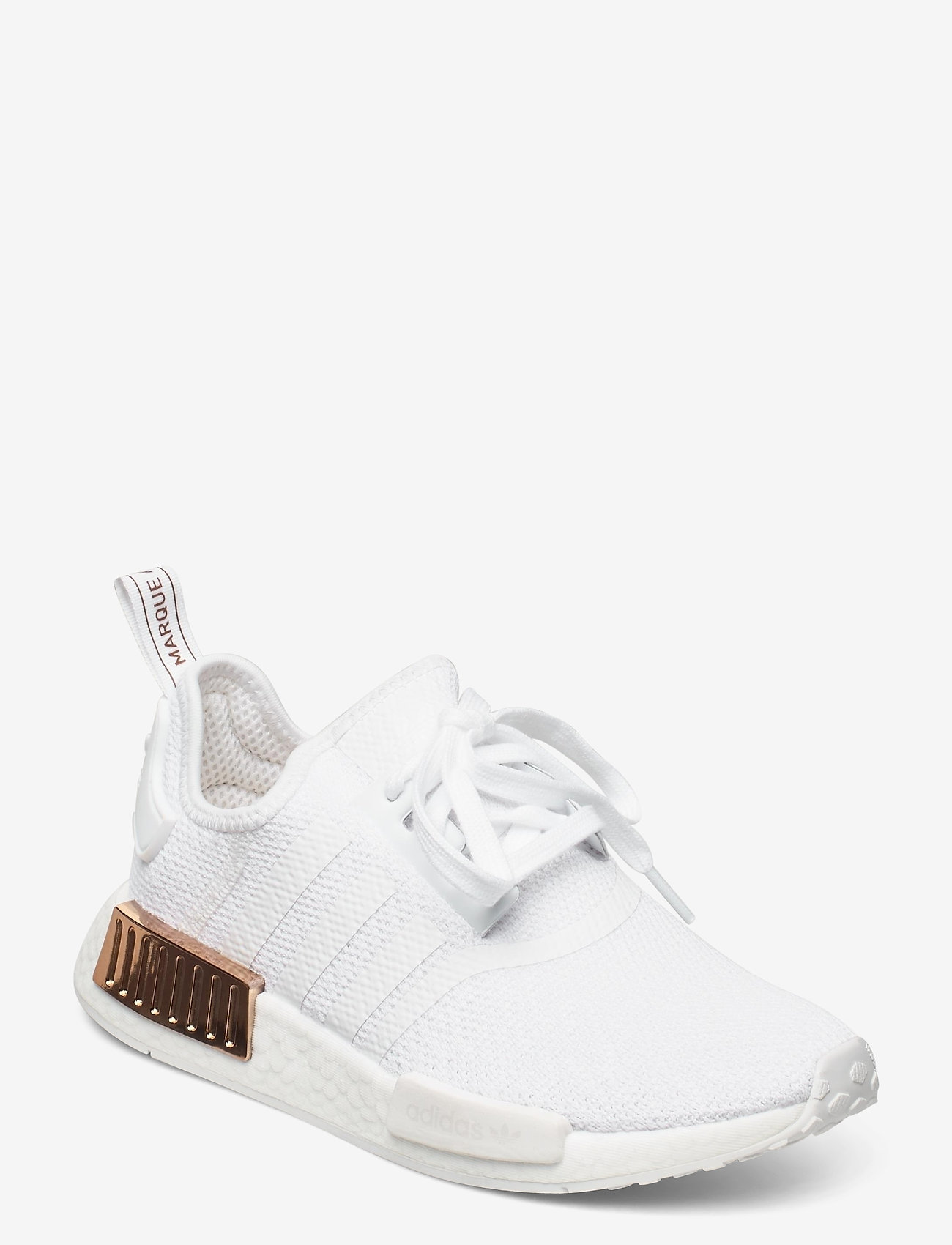 adidas Originals - NMD_R1 W - laag sneakers - ftwwht/ftwwht/coppmt - 0