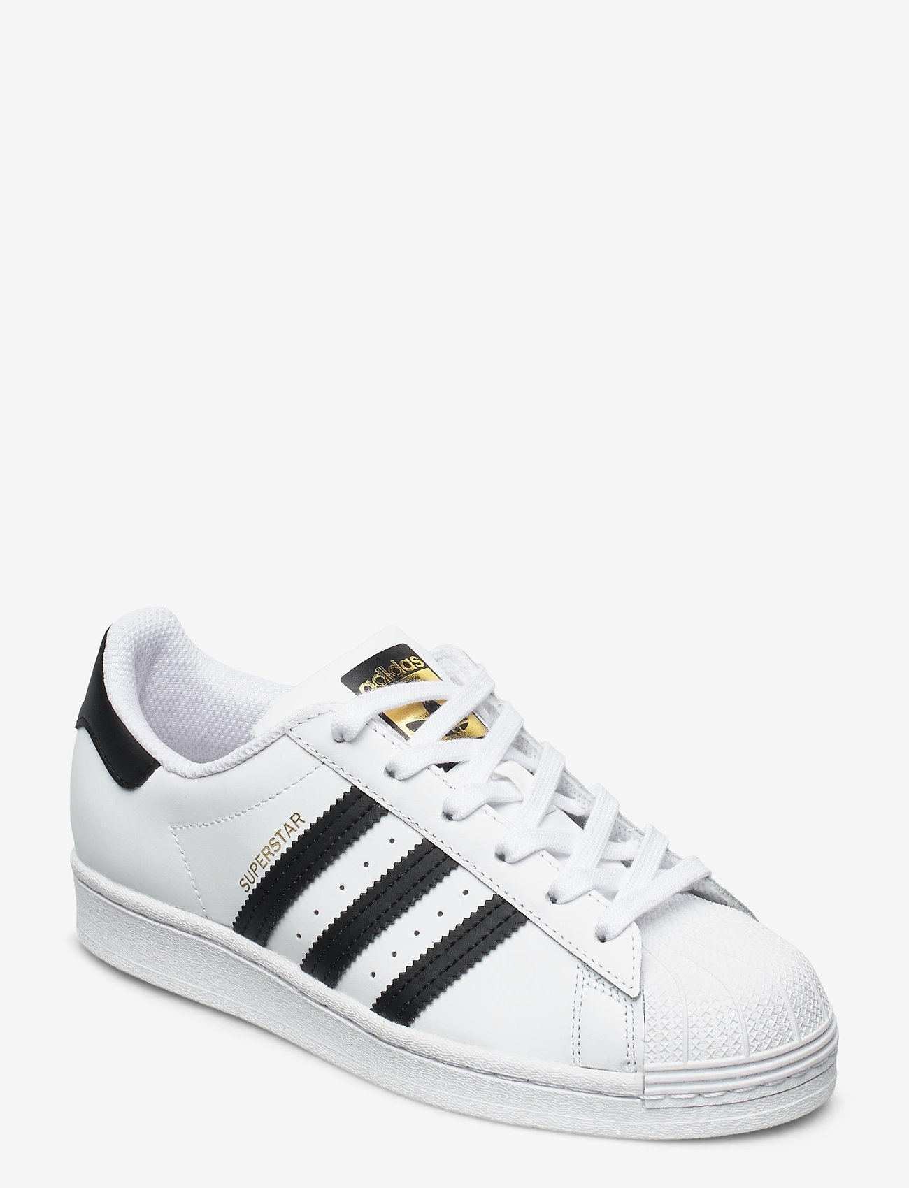 adidas Originals - Superstar  W - low top sneakers - ftwwht/cblack/ftwwht - 0