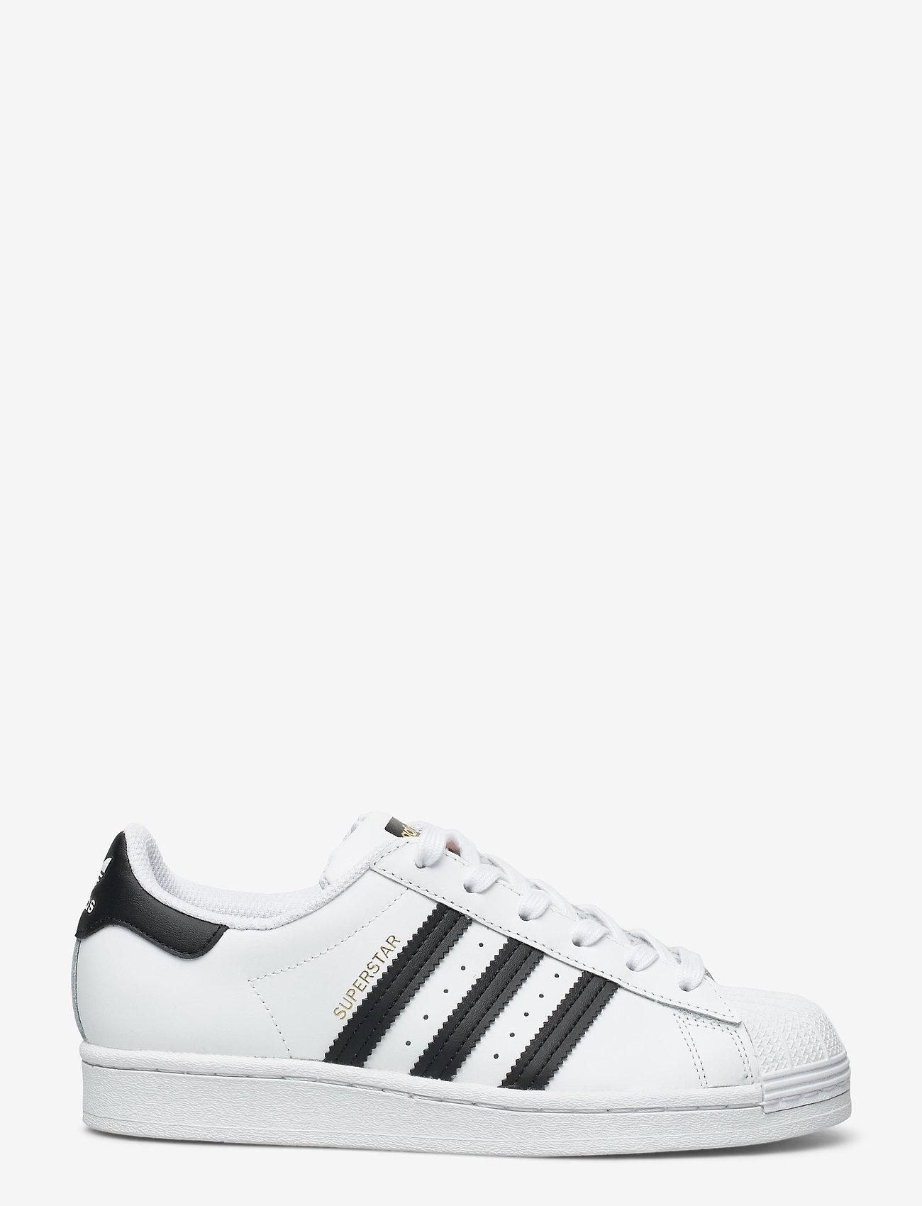 adidas Originals - Superstar  W - low top sneakers - ftwwht/cblack/ftwwht - 1