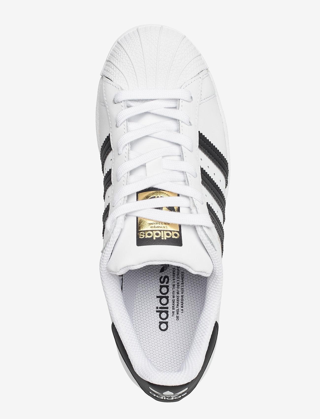 adidas Originals - Superstar  W - low top sneakers - ftwwht/cblack/ftwwht - 3