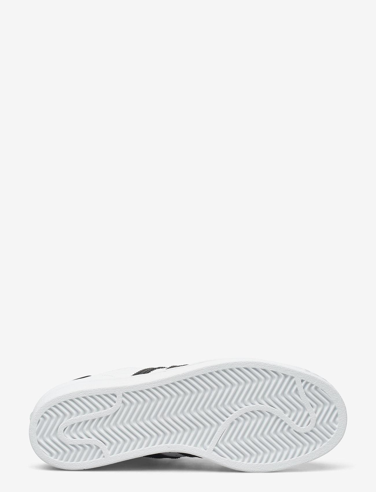 adidas Originals - Superstar  W - low top sneakers - ftwwht/cblack/ftwwht - 4