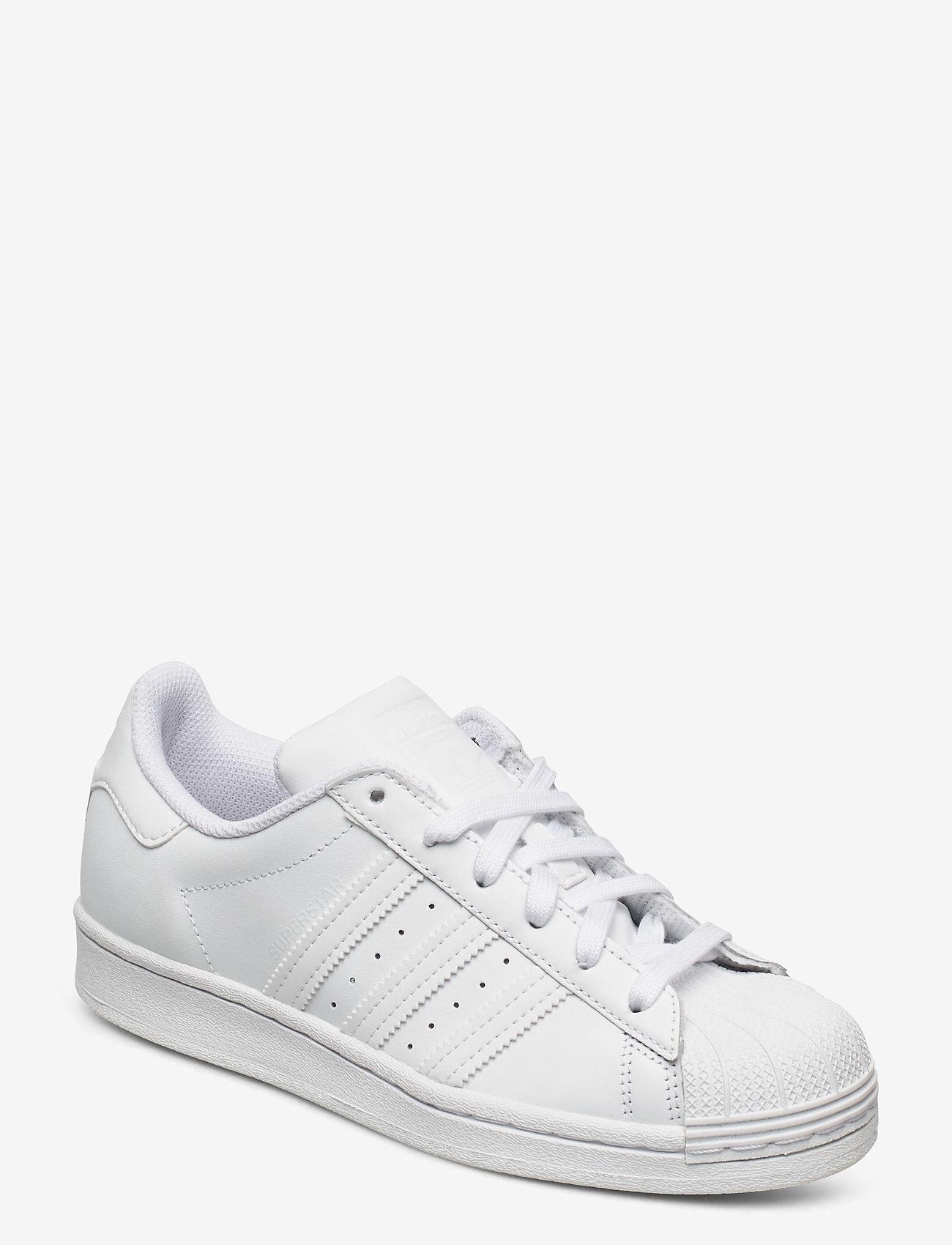 adidas Originals - Superstar  W - låga sneakers - ftwwht/ftwwht/ftwwht - 1