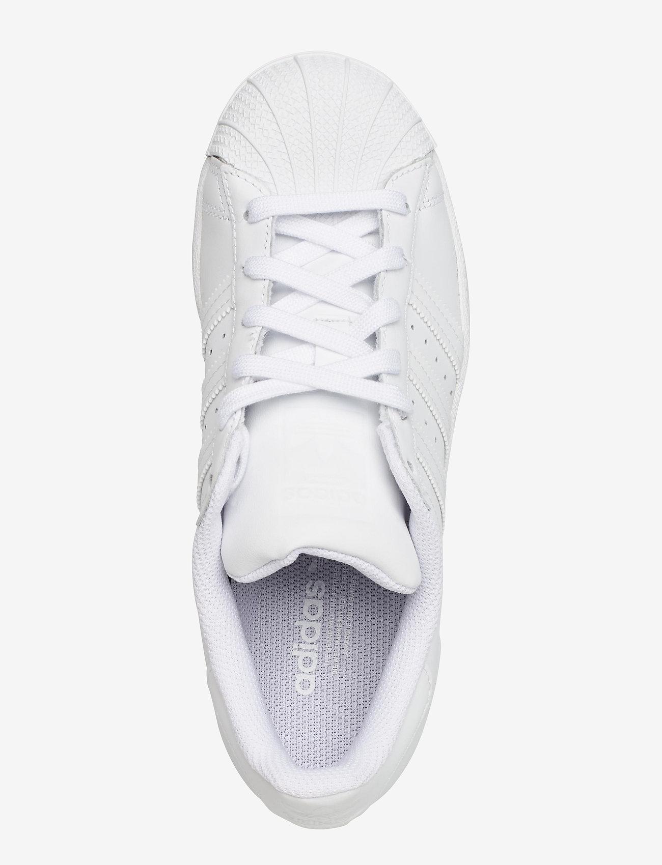 adidas Originals - Superstar  W - låga sneakers - ftwwht/ftwwht/ftwwht - 3