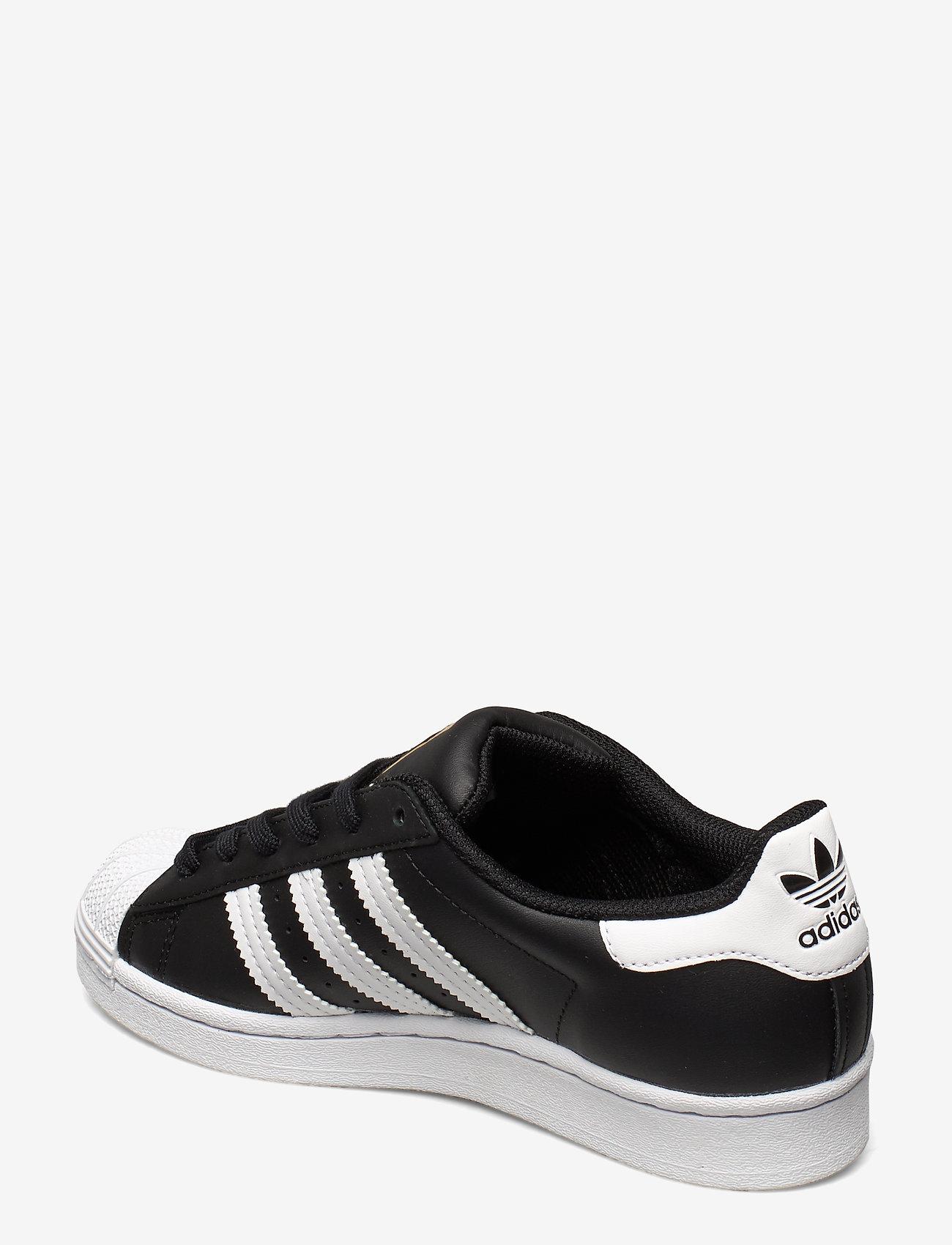 adidas Originals - Superstar  W - low top sneakers - cblack/ftwwht/cblack - 2