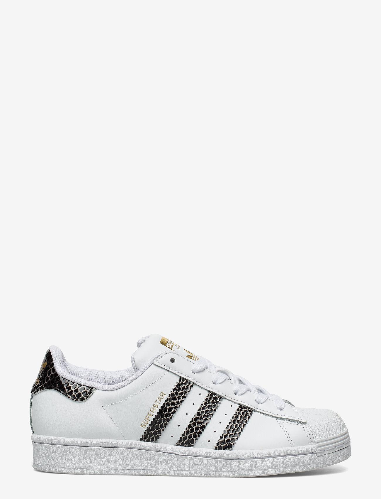 Superstar W (Ftwwht/cblack/goldmt) - adidas Originals mWmjDK