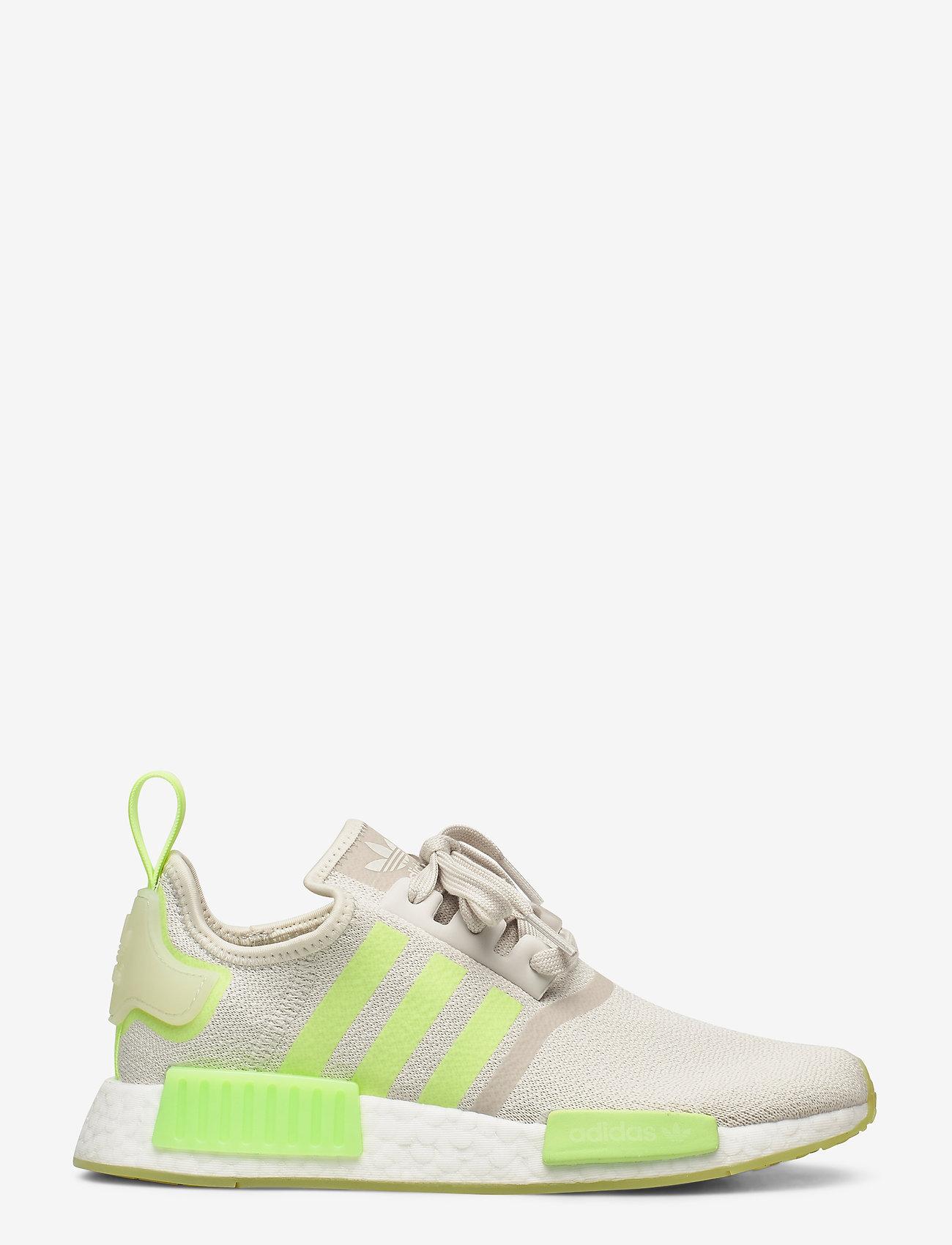 adidas Originals - NMD_R1 W - laag sneakers - talc/talc/hireye - 1