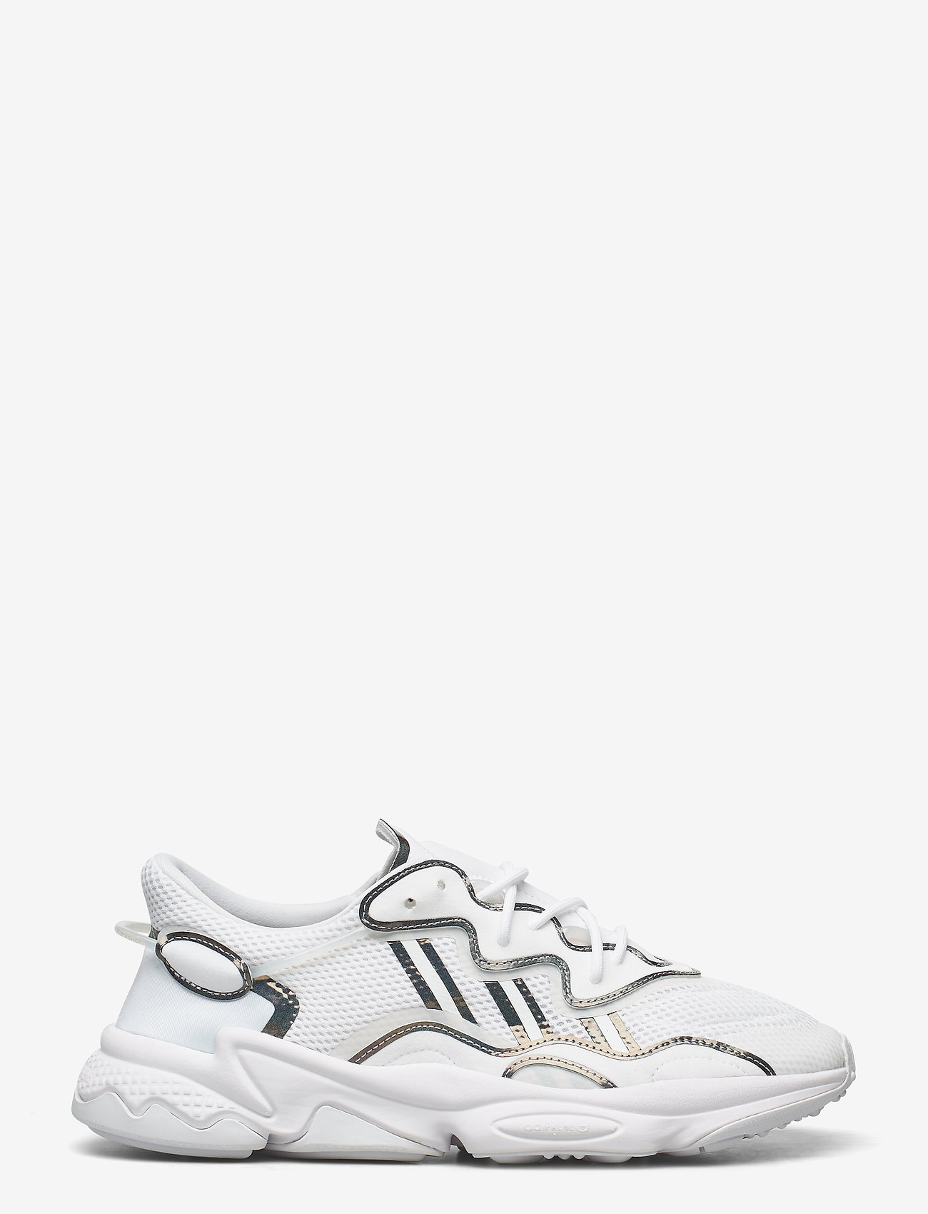 adidas Originals OZWEEGO - Sneakers - ftwwht/ftwwht/cblack