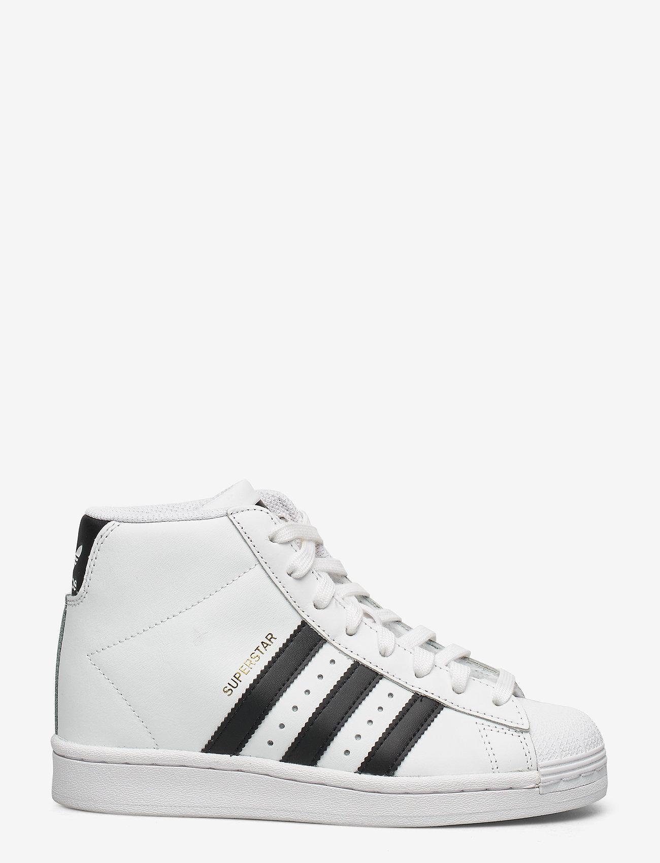 adidas Originals - Superstar Up W - hoge sneakers - ftwwht/cblack/goldmt - 1