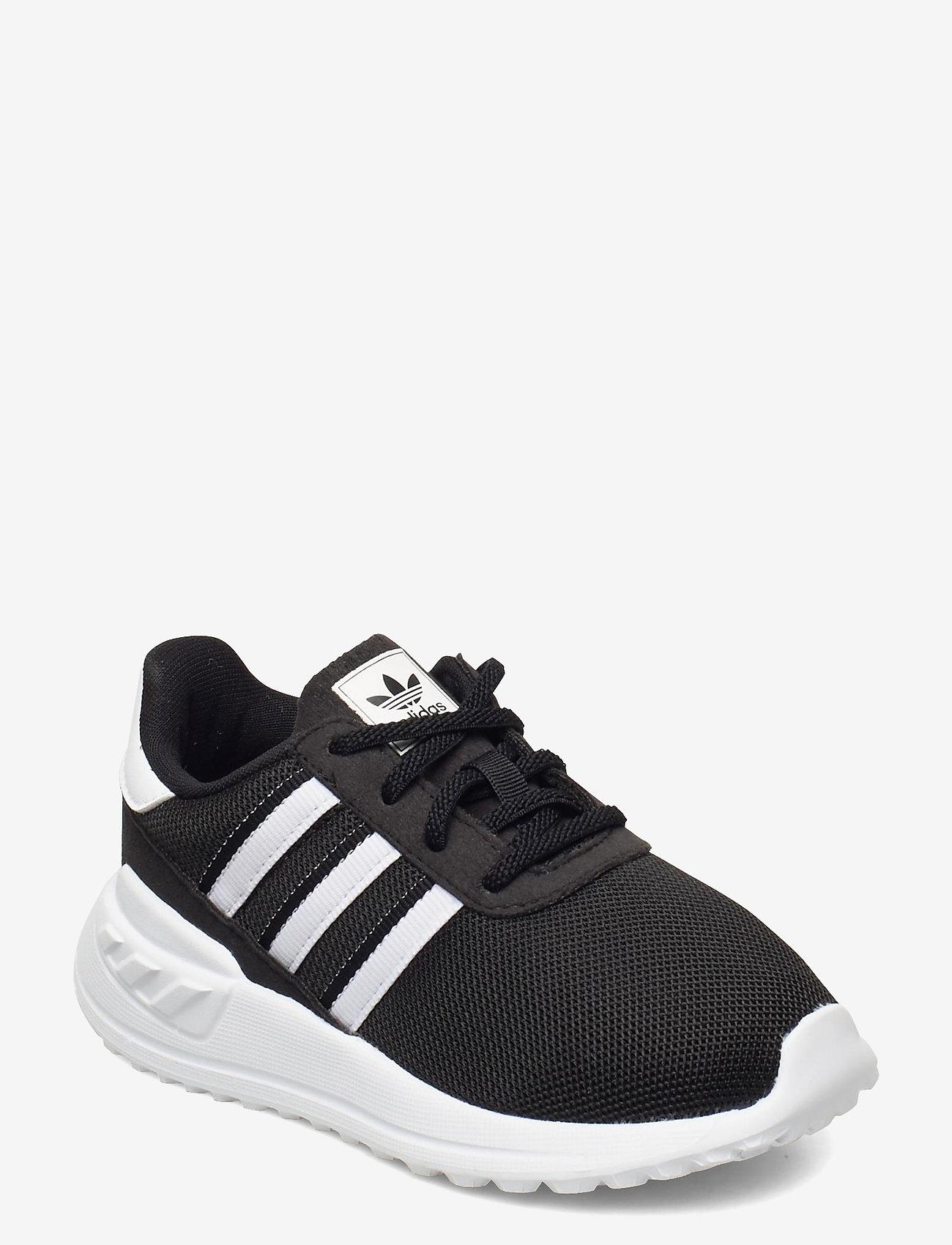 adidas Originals - La Trainer Lite - niedriger schnitt - cblack/ftwwht/cblack - 0