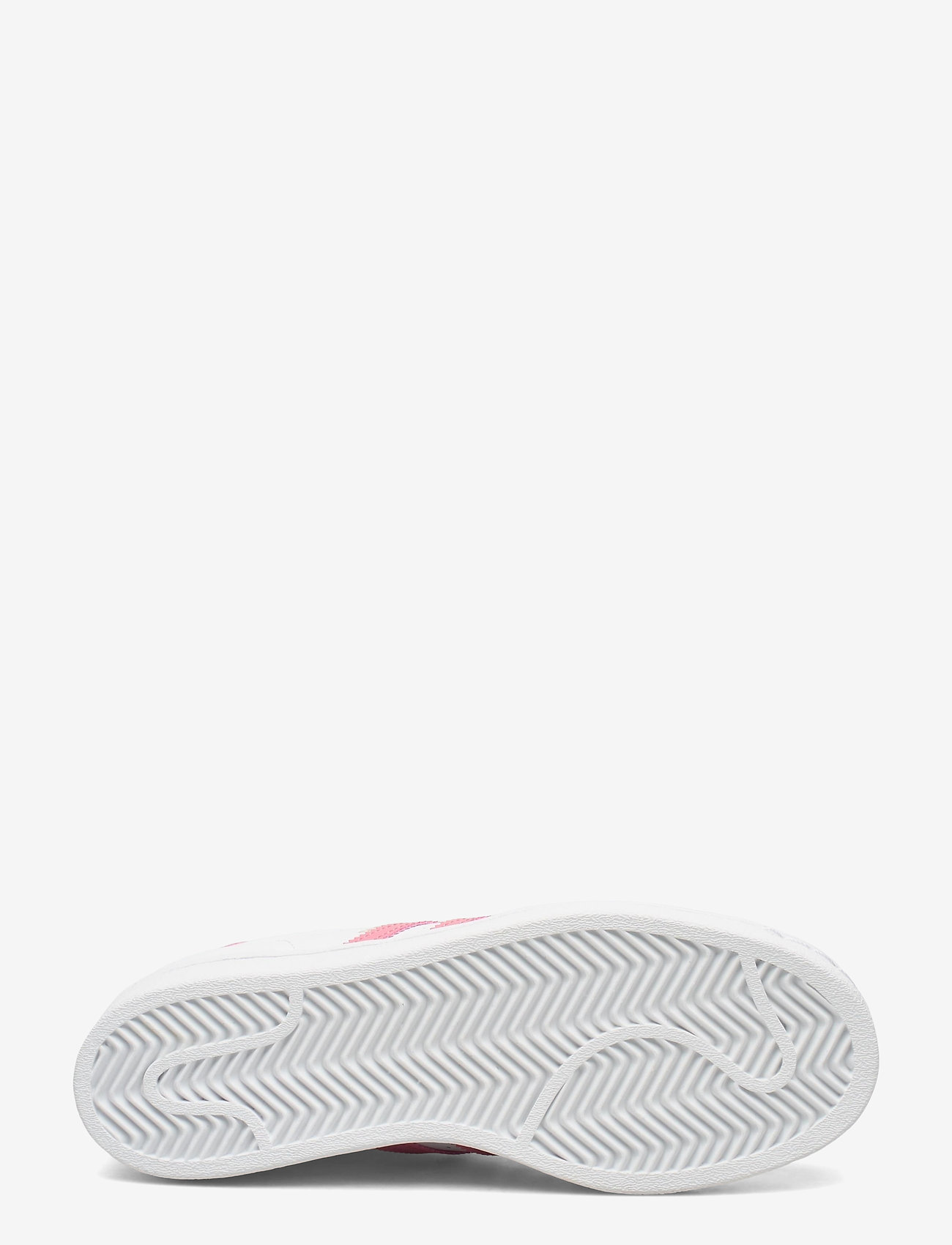 adidas Originals - Superstar W - low top sneakers - ftwwht/bluoxi/goldmt - 4