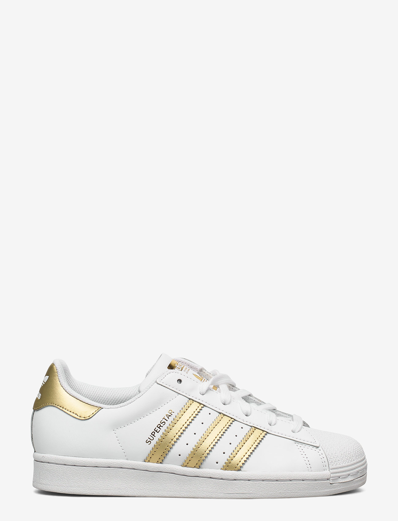 adidas Originals - Superstar W - sneakers - ftwwht/goldmt/ftwwht - 1