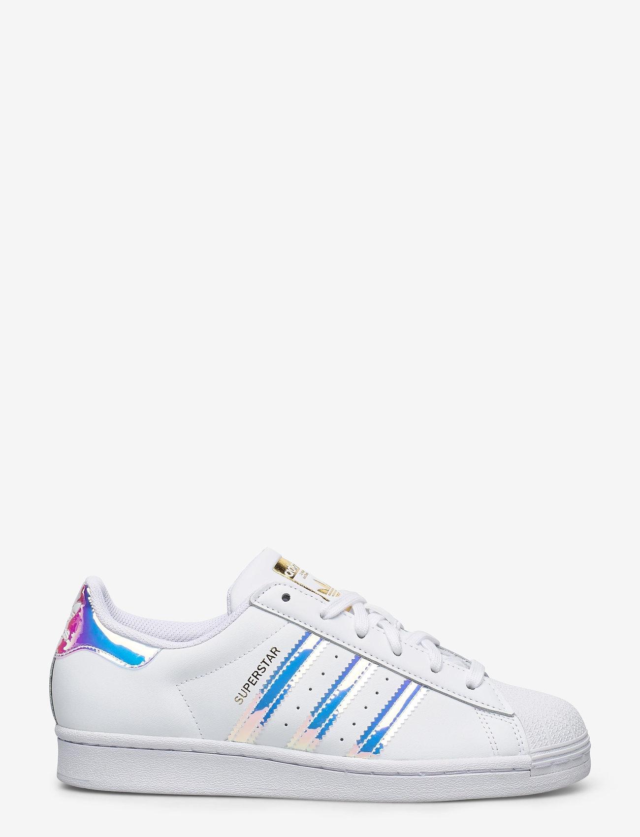 adidas Originals - SUPERSTAR W - sneakers - ftwwht/goldmt/cblack - 1