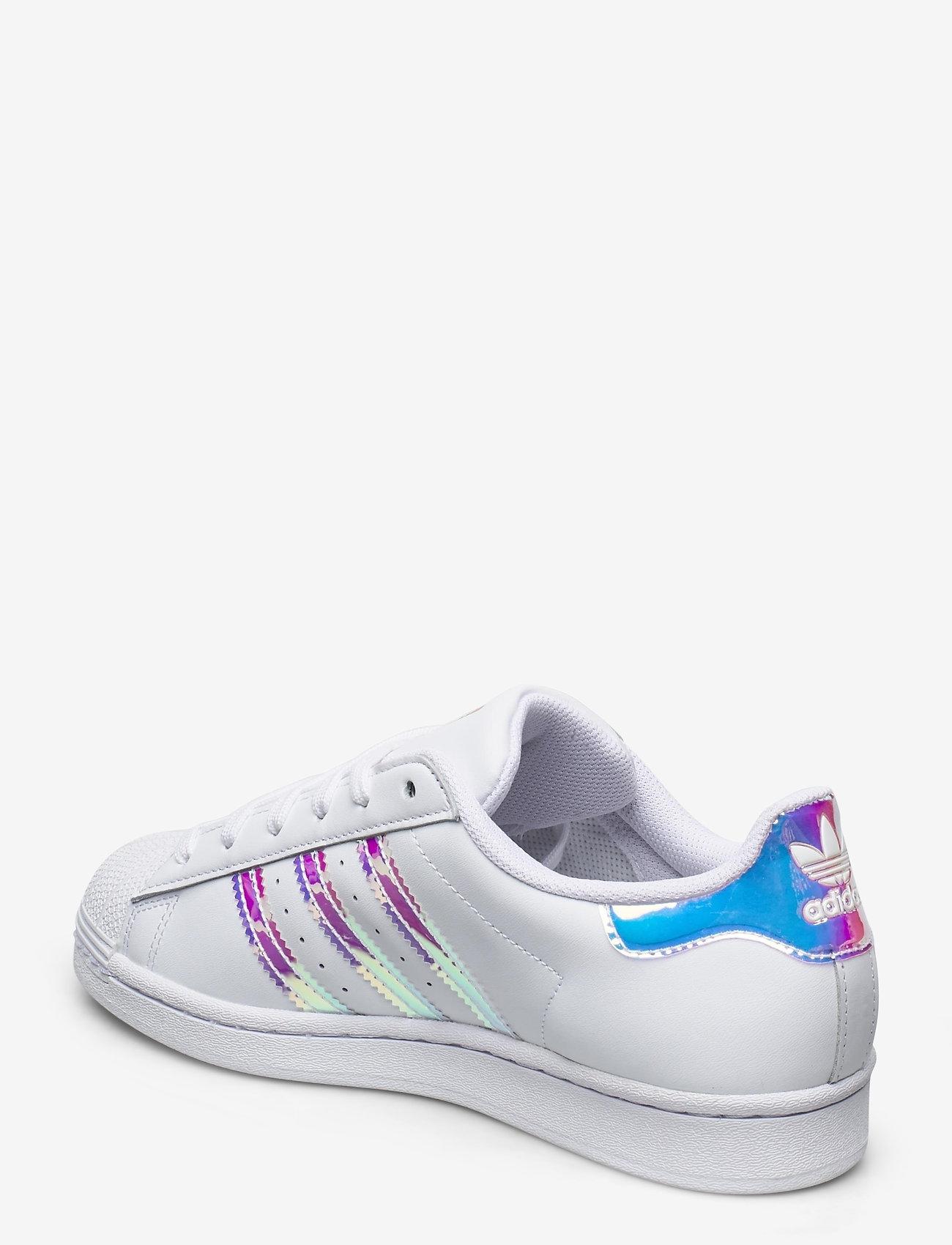 adidas Originals - Superstar  W - låga sneakers - ftwwht/goldmt/cblack - 2