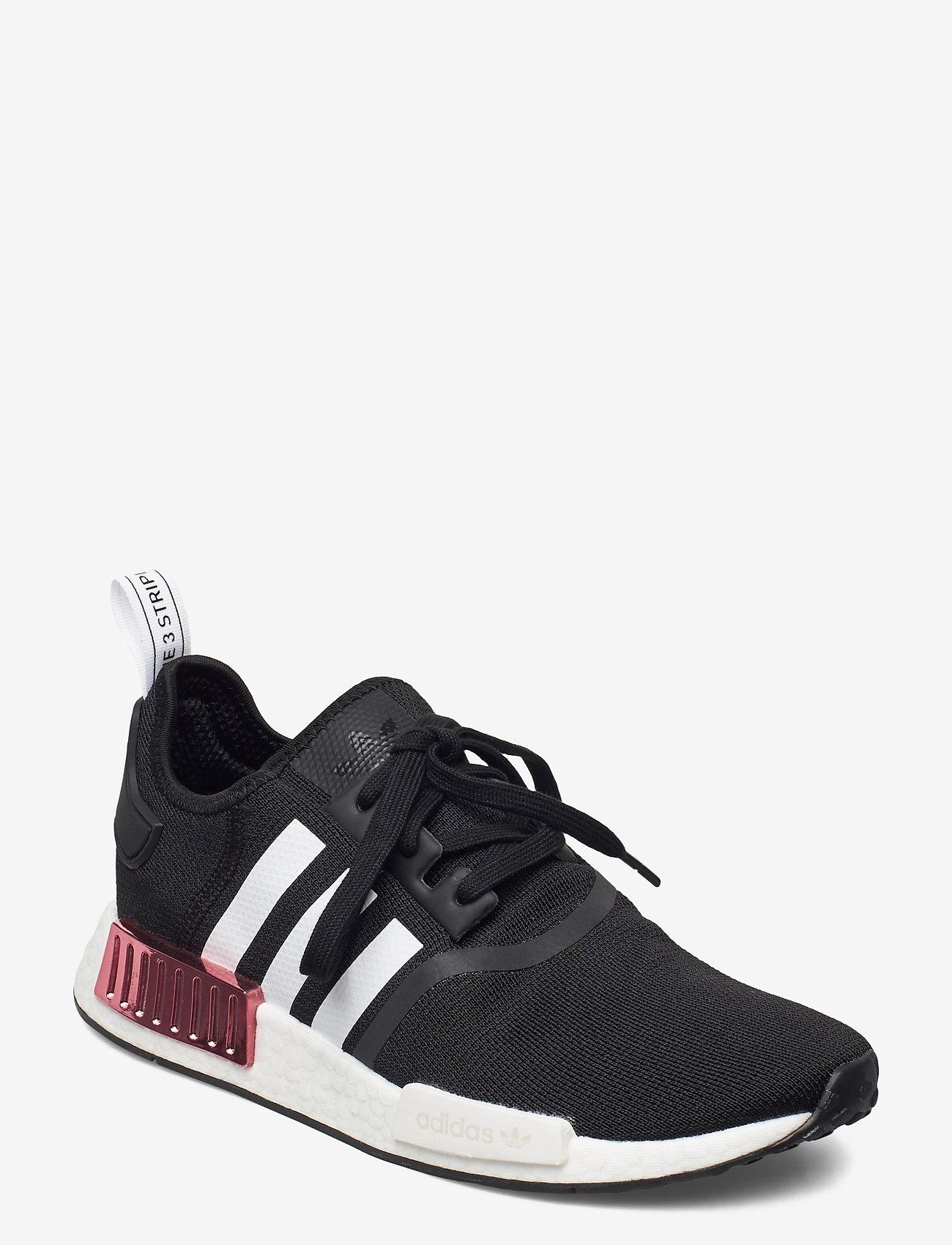 adidas Originals - NMD_R1 W - laag sneakers - cblack/ftwwht/hazros - 0