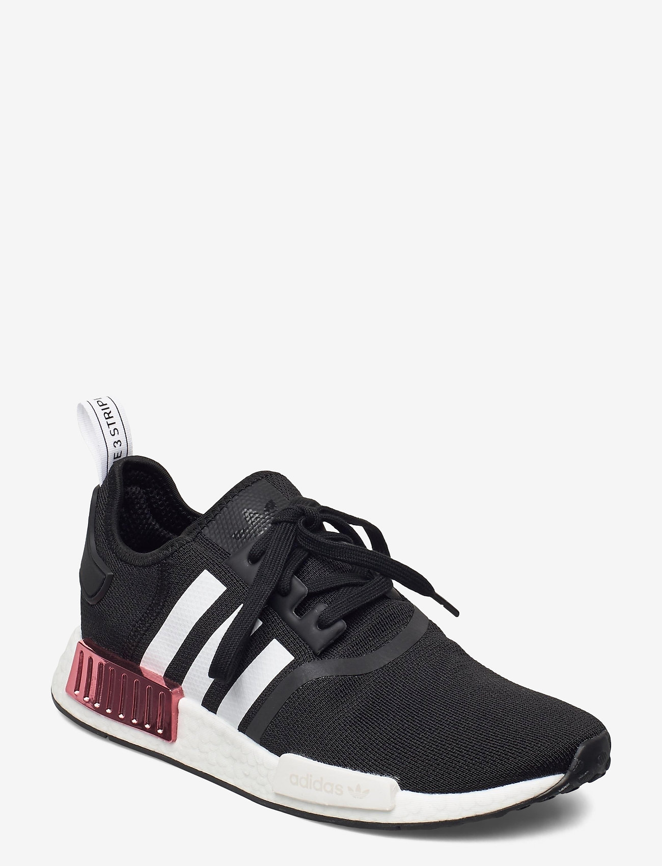 adidas Originals - NMD_R1 W - niedriger schnitt - cblack/ftwwht/hazros - 0