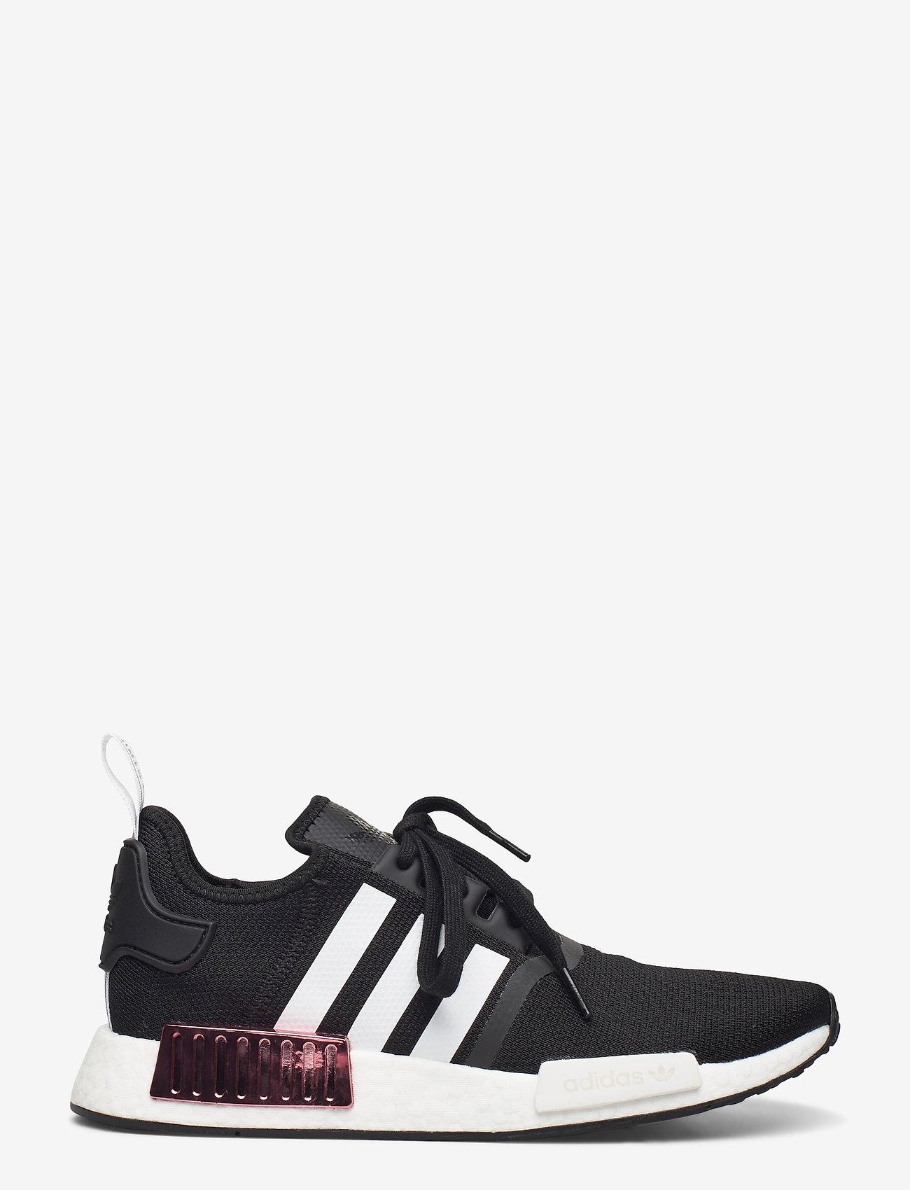 adidas Originals - NMD_R1 W - laag sneakers - cblack/ftwwht/hazros - 1