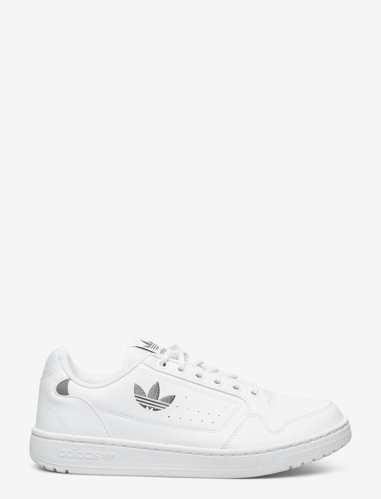 adidas Originals - NY 92 - lav ankel - ftwwht/grethr/ftwwht - 1