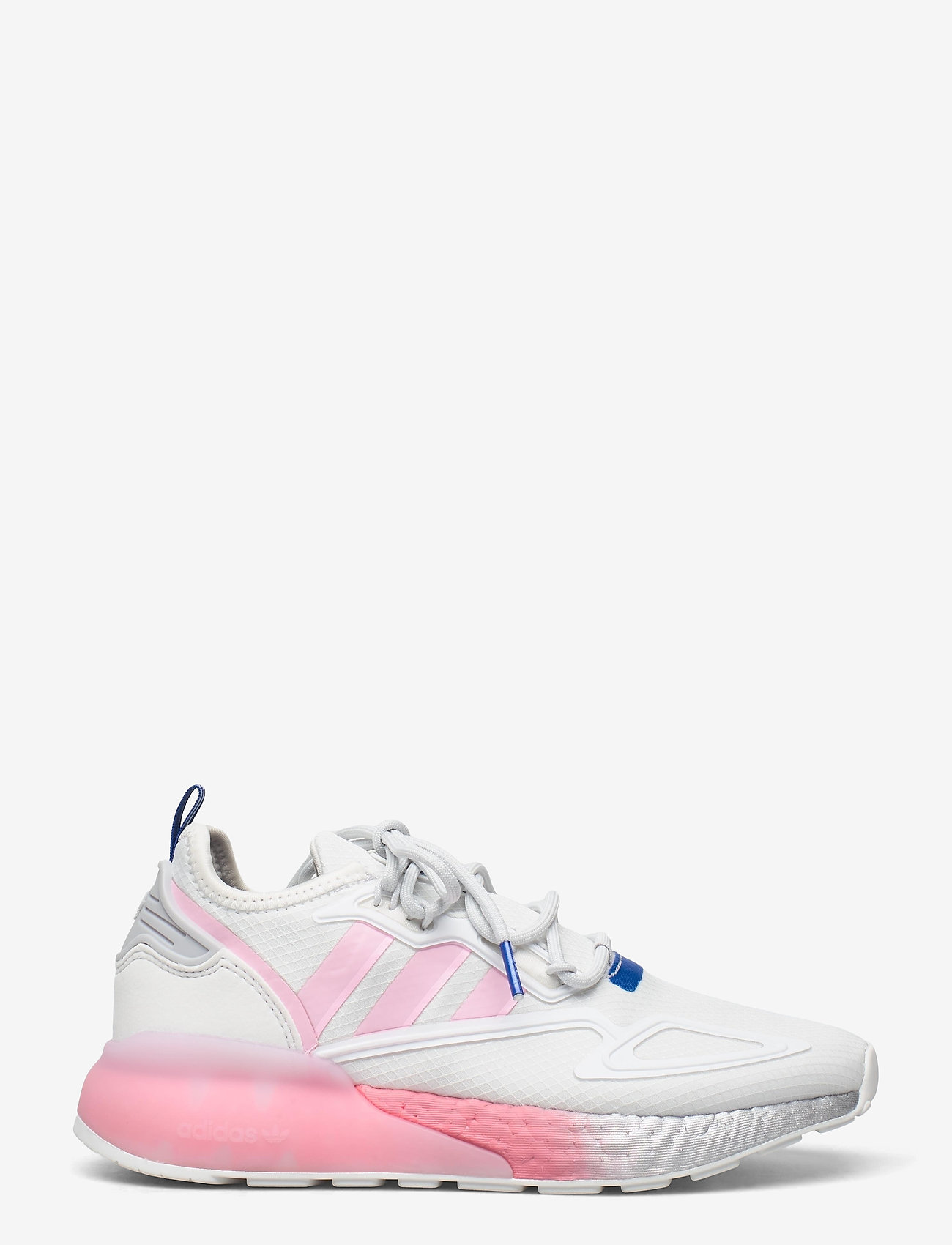 adidas Originals - ZX 2K Boost W - lage sneakers - crywht/trupnk/msilve - 1