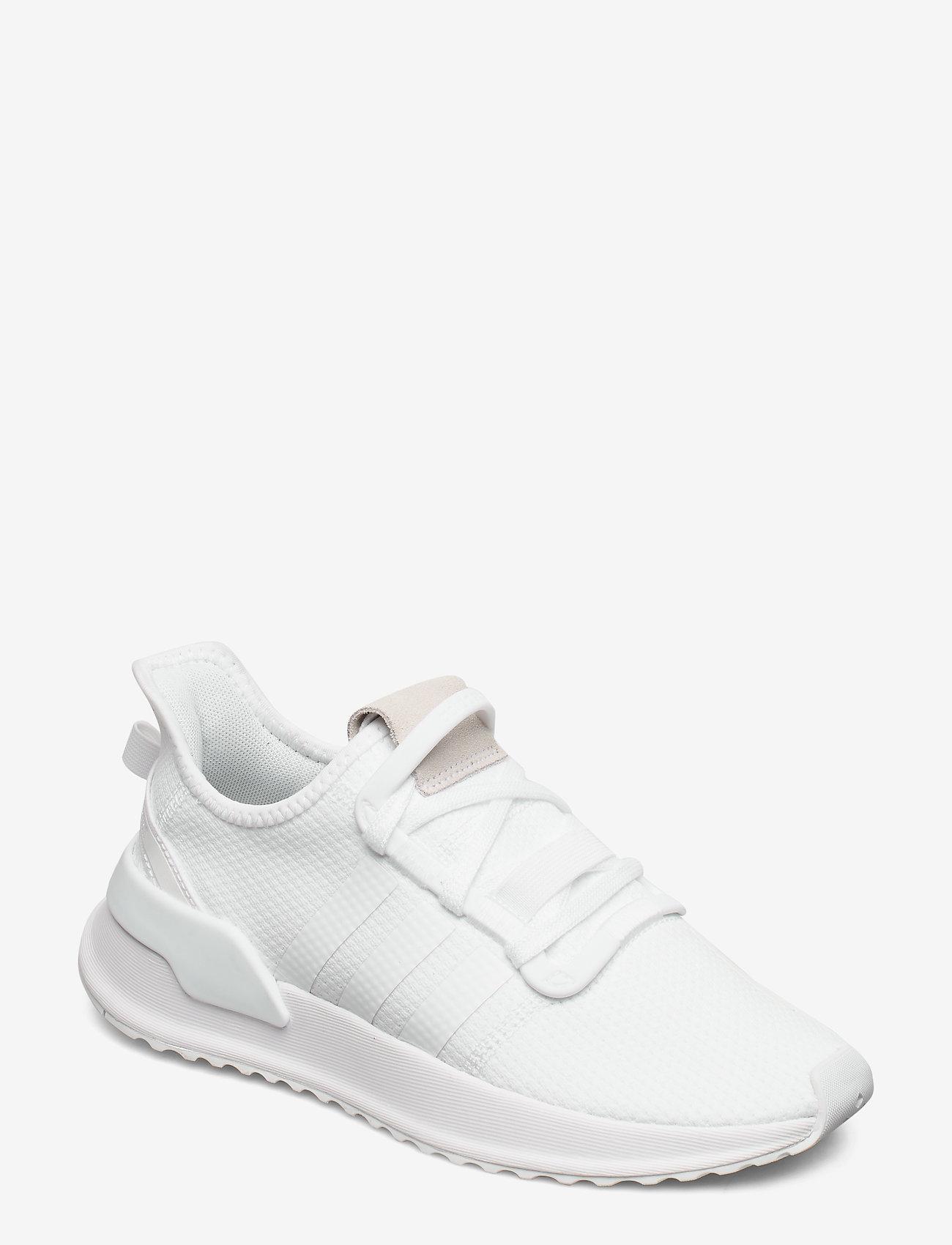 adidas Originals - U_Path Run - niedriger schnitt - ftwwht/ftwwht/ftwwht - 0