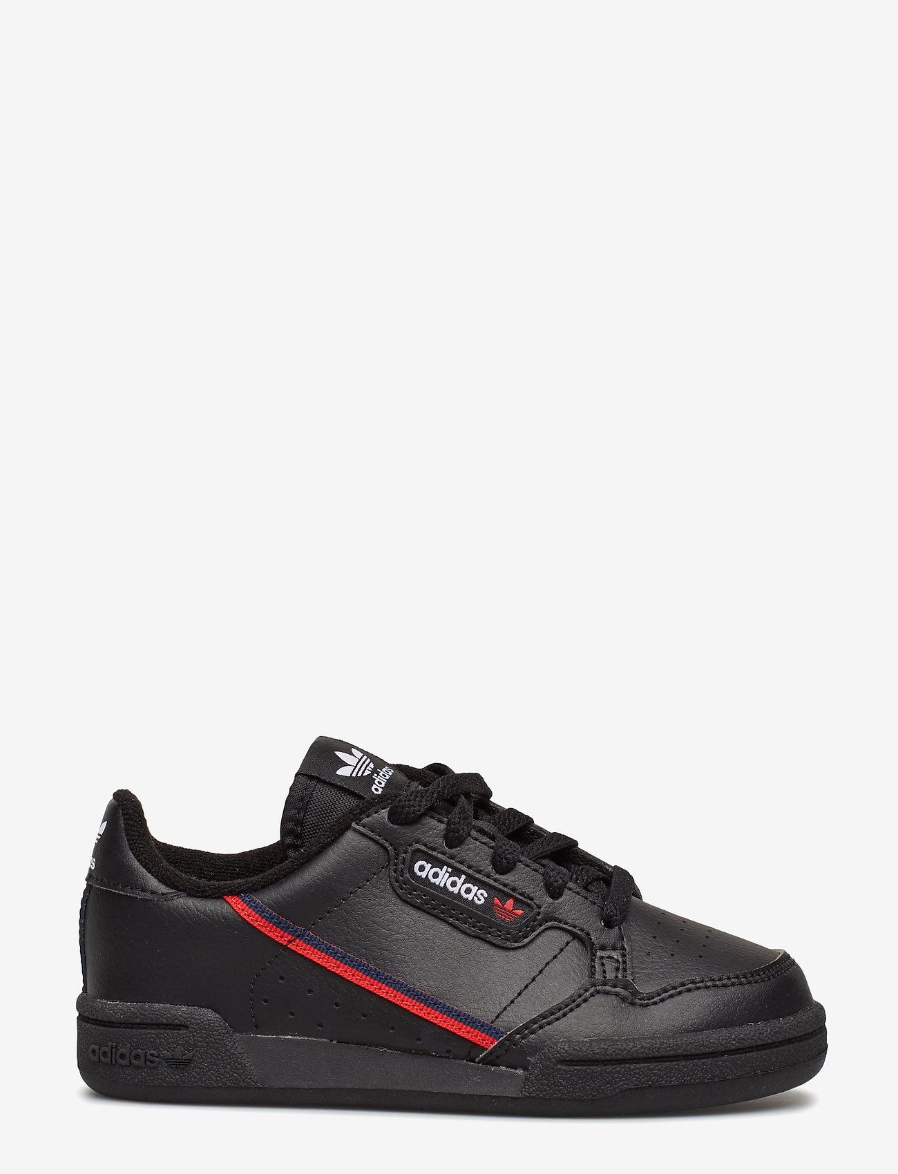 Adidas Originals Continental 80 C - Sneakers Cblack/scarle/conavy