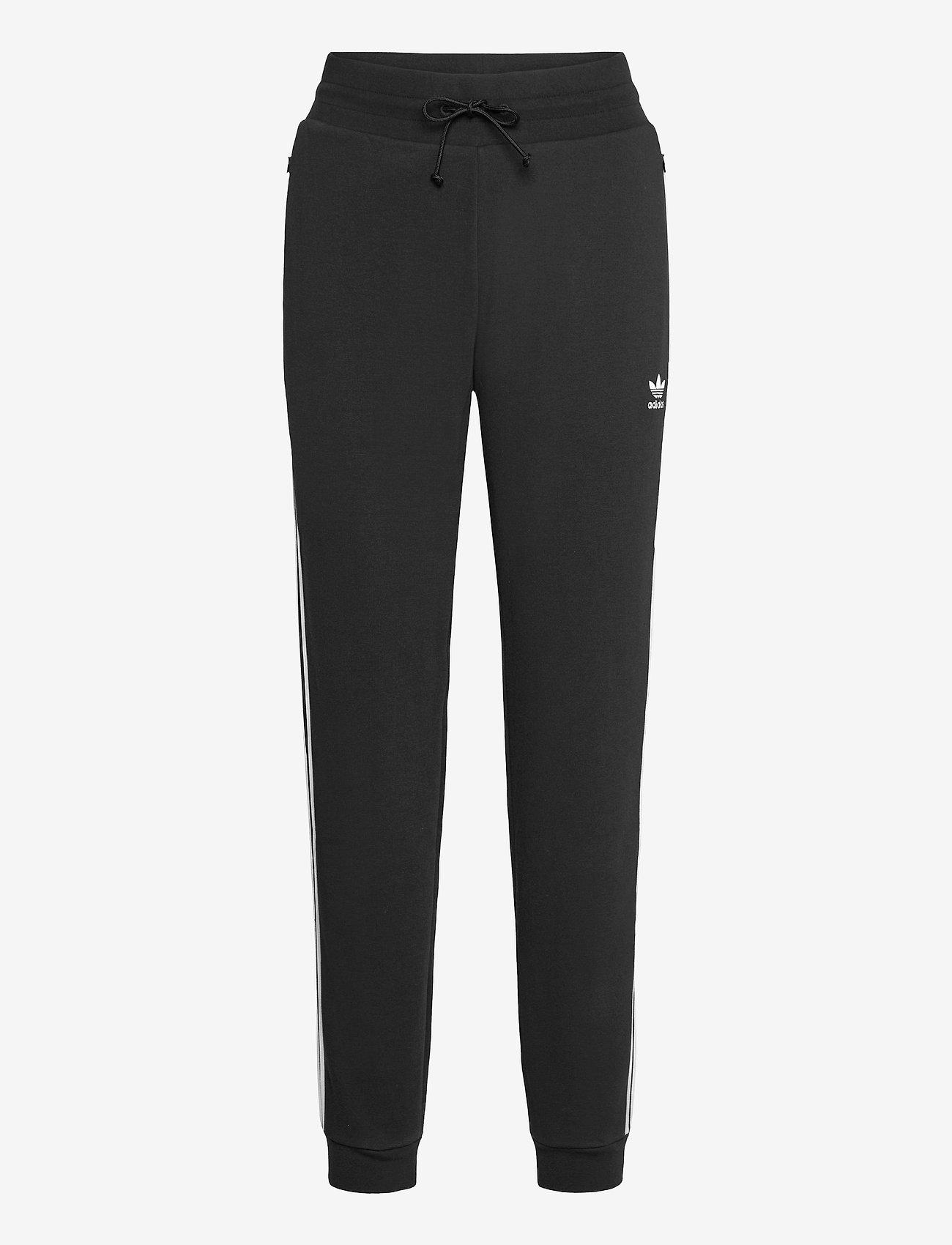adidas Originals - Slim Cuffed Pants W - trainingsbroek - black - 1