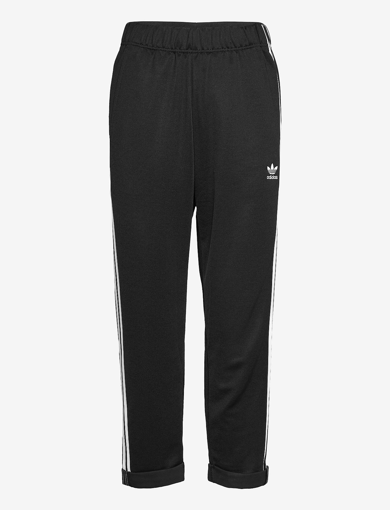 adidas Originals - Primeblue Relaxed Boyfriend Pants W - bukser - black - 1