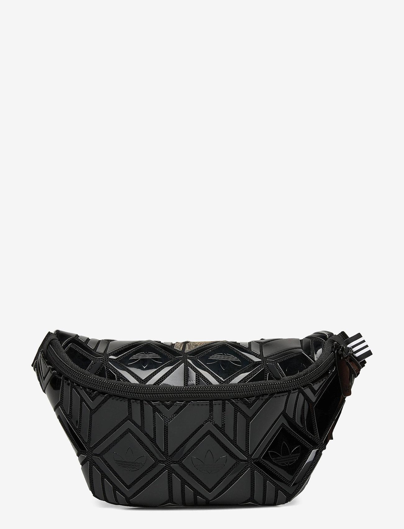 adidas Originals - WAISTBAG 3D - tassen - black - 0