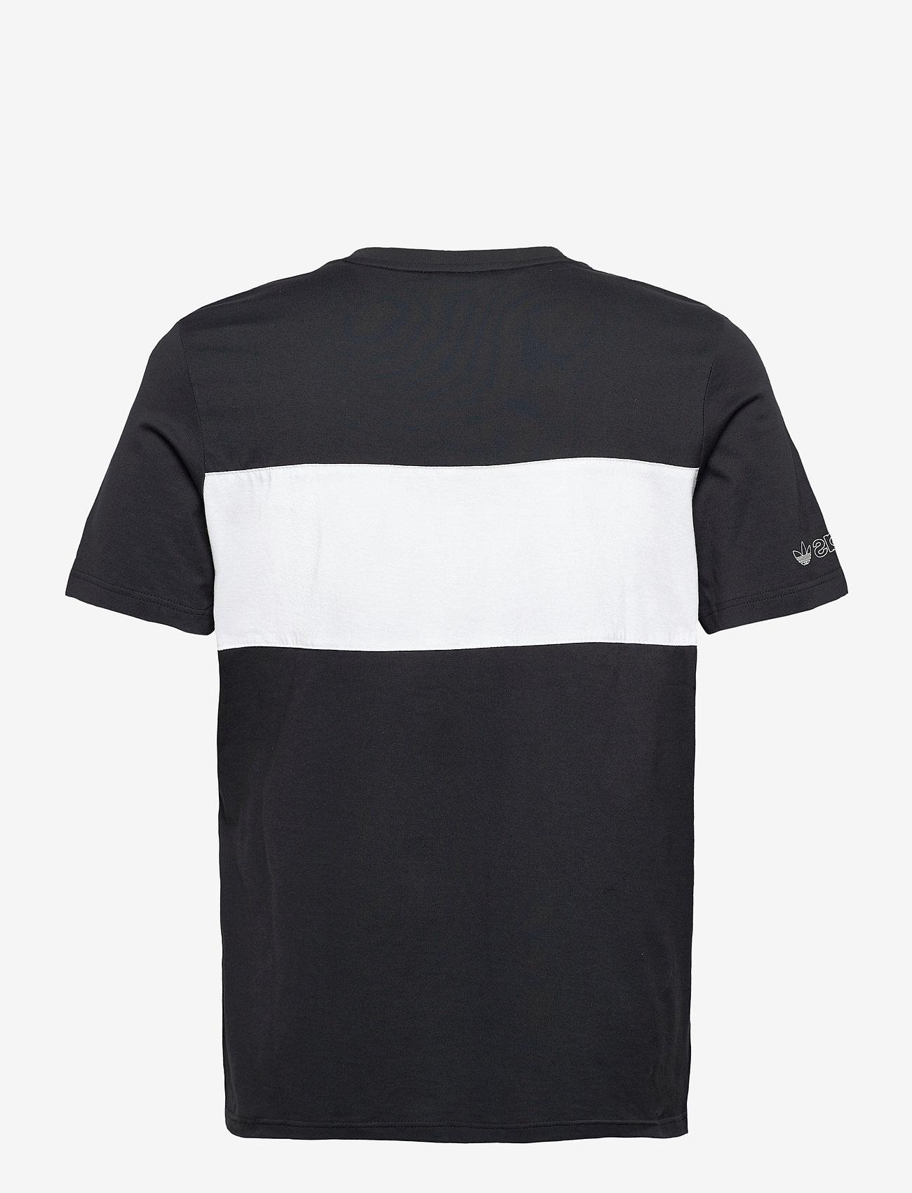 adidas Originals PANEL TRF TEE - T-skjorter NTGREY - Menn Klær