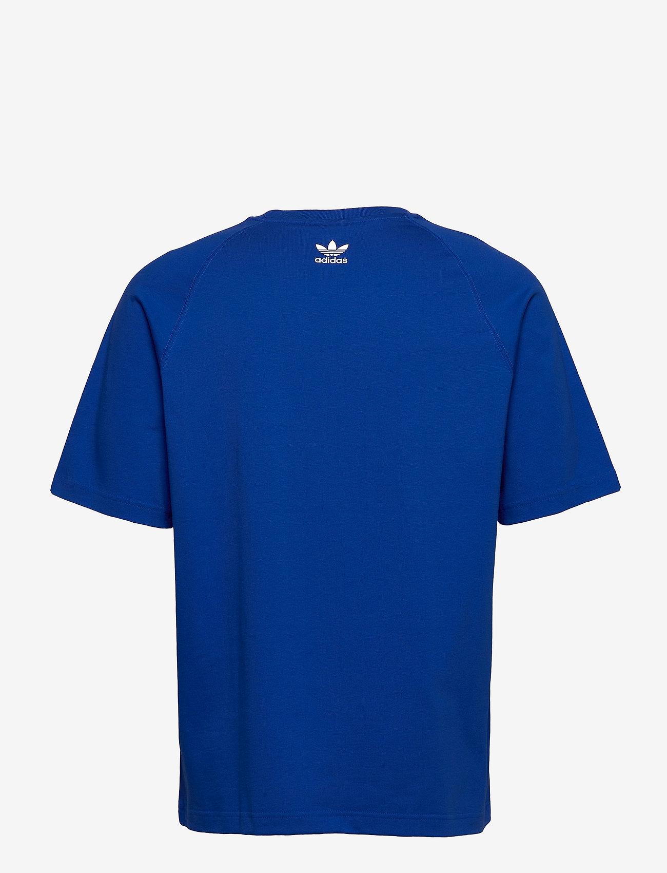 adidas Originals BG TRF OUT TEE - T-skjorter ROYBLU/WHITE - Menn Klær