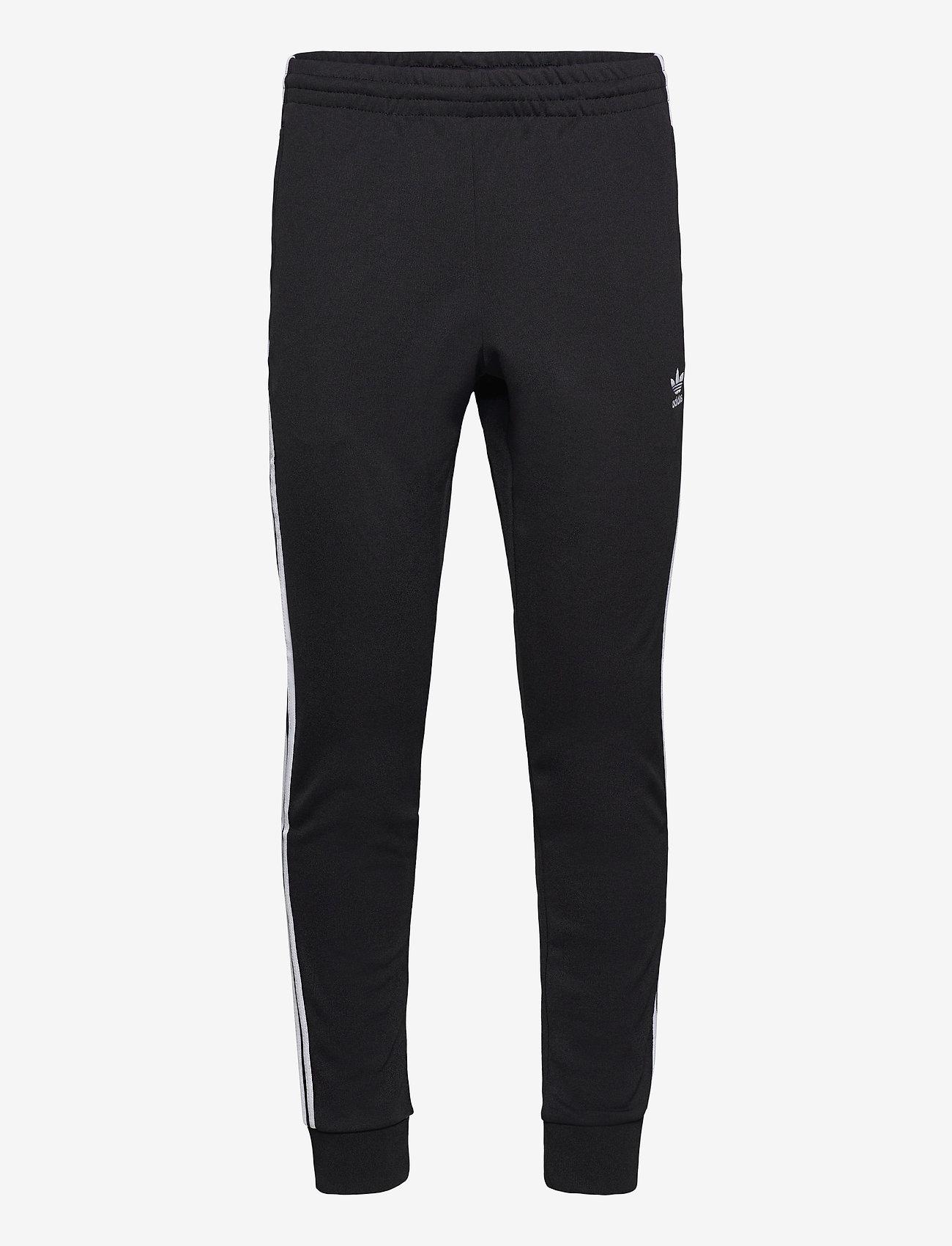 adidas Originals - Adicolor Classics Primeblue SST Track Pants - bukser - black/white - 1