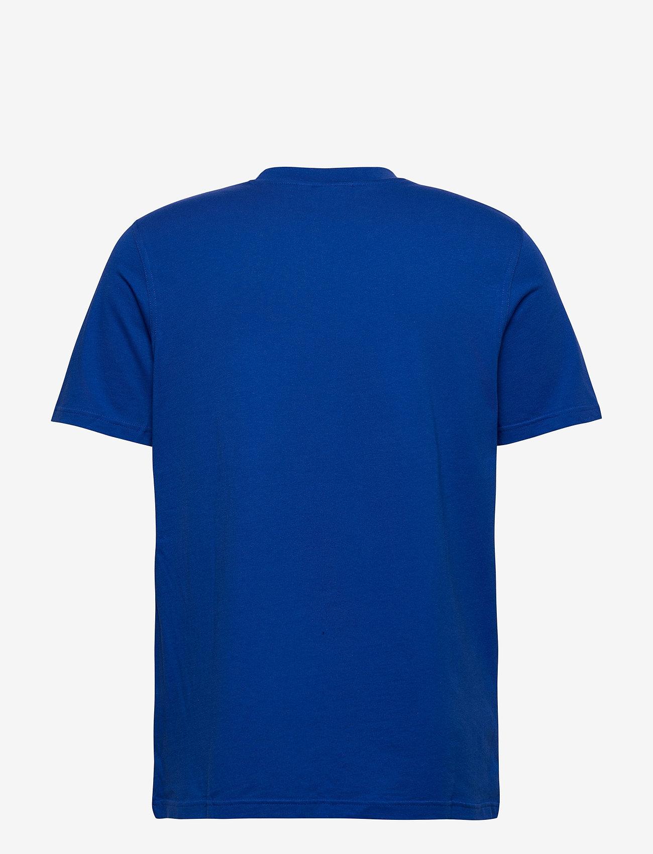 adidas Originals TREFOIL TEE OUT - T-skjorter ROYBLU - Menn Klær