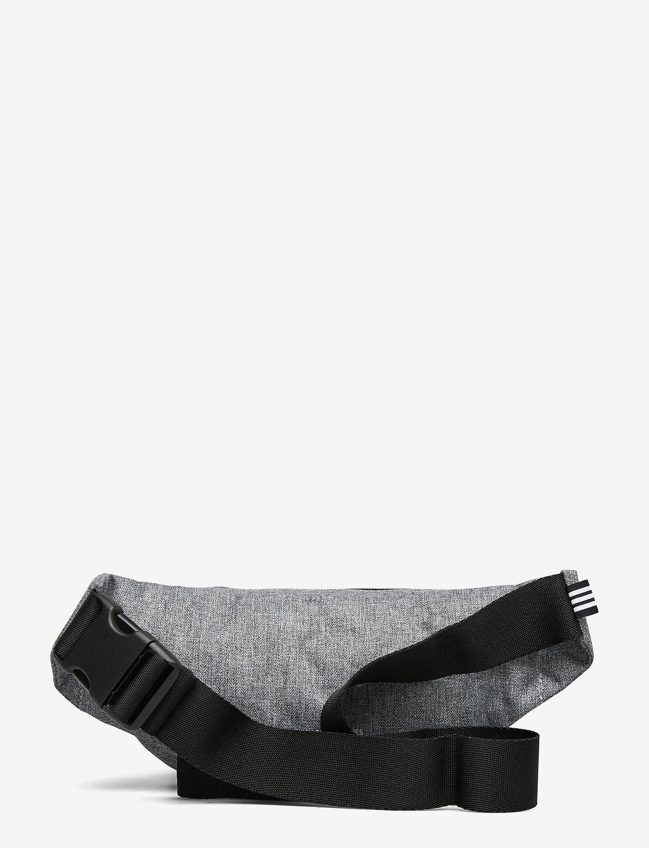 adidas Originals - ESSENTIAL WAIST - vyölaukut - black/white - 1