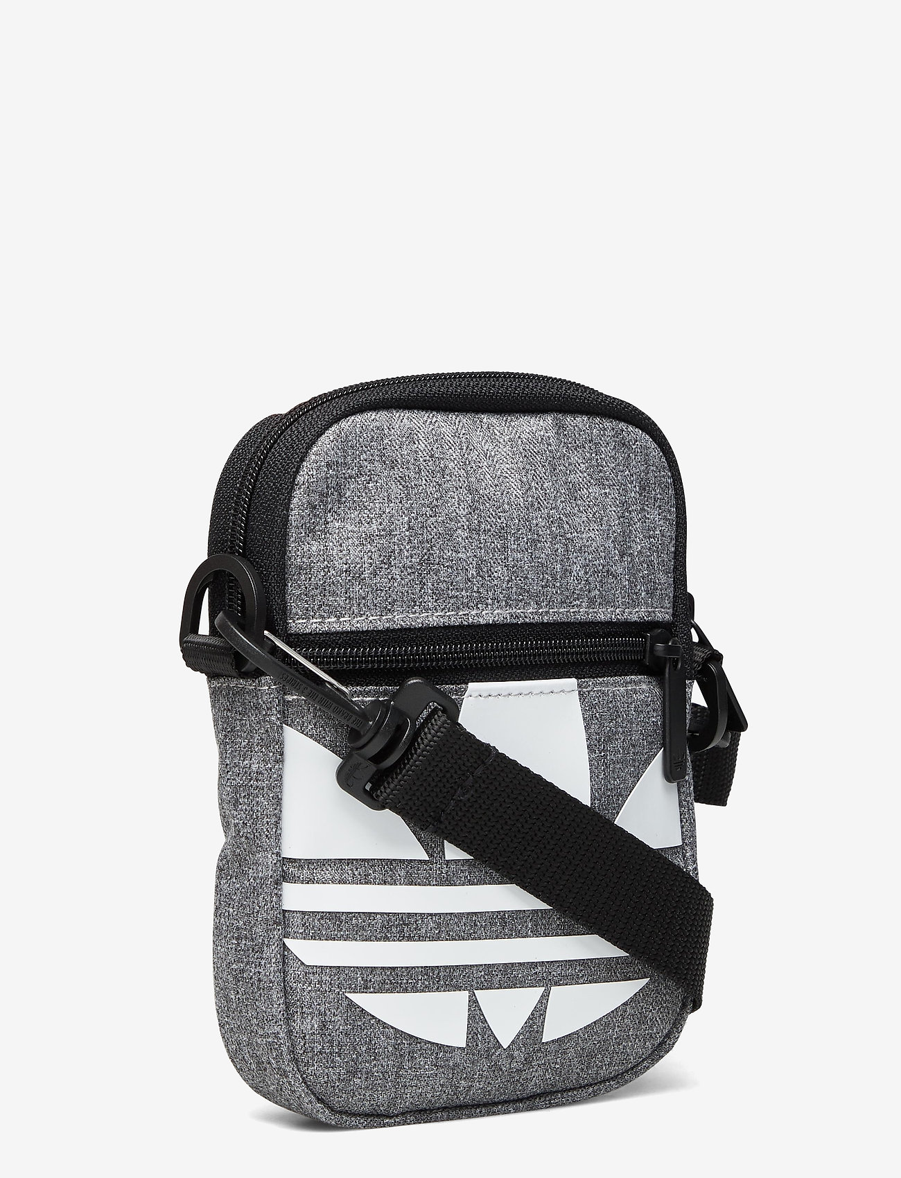 adidas Originals FEST BAG TREF - Torby na ramię BLACK/WHITE - Torby