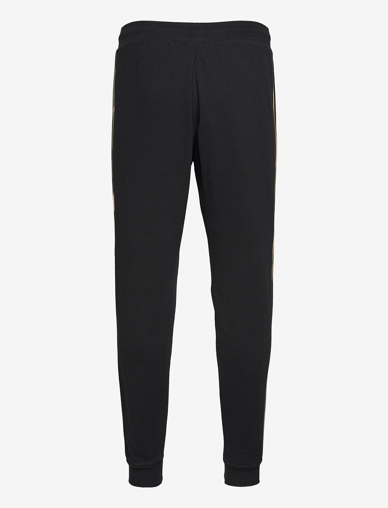 adidas Originals - Camo Stripes Sweat Pants - treenihousut - black/wilpin/multco - 1
