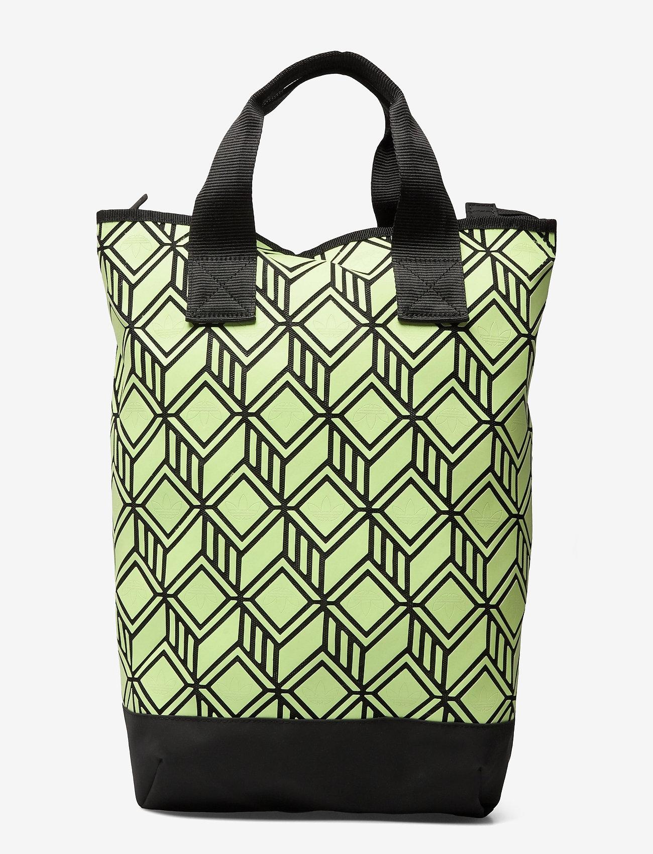 adidas Originals - Backpack W - treenikassit - black/siggnr - 0