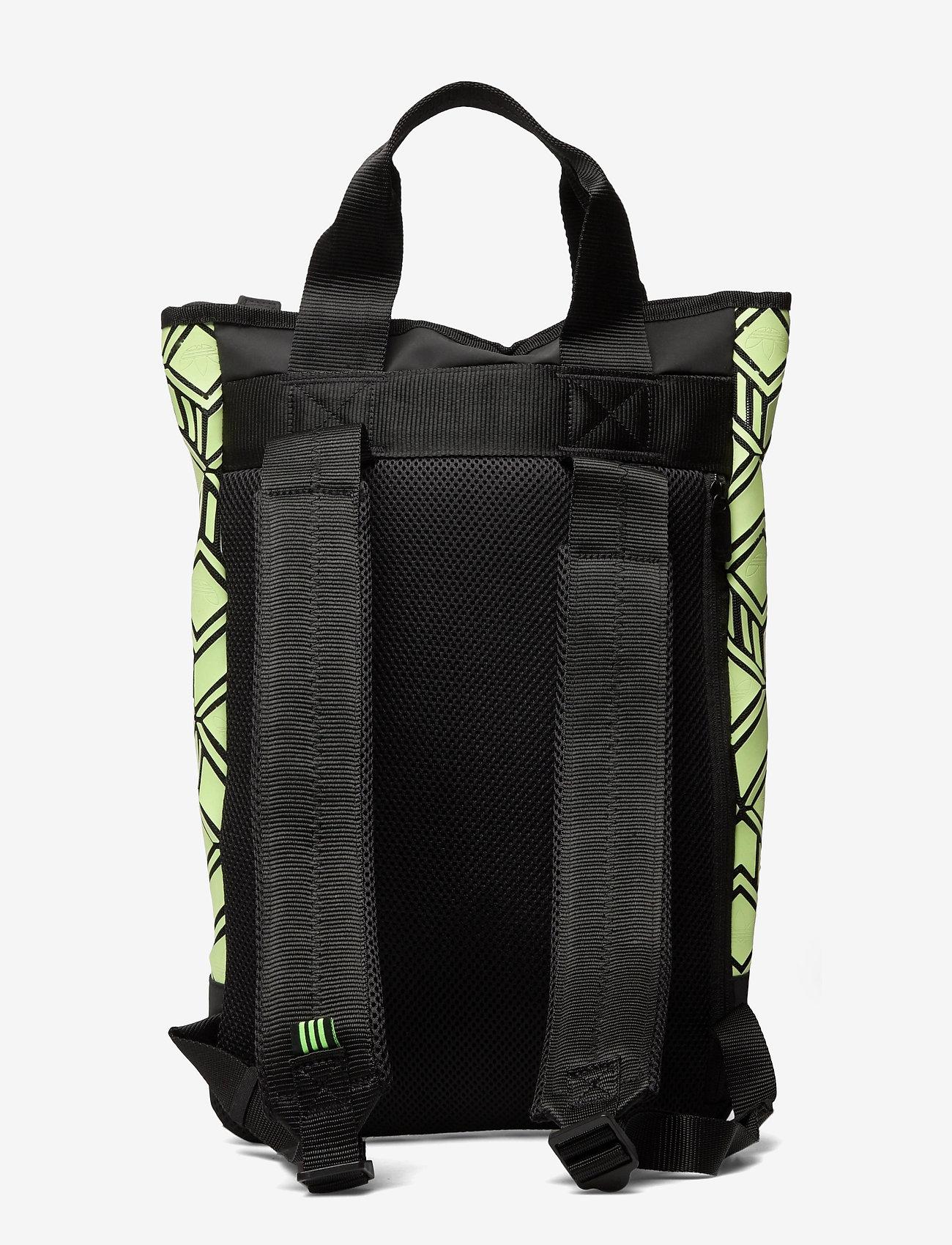 adidas Originals - Backpack W - treenikassit - black/siggnr - 1
