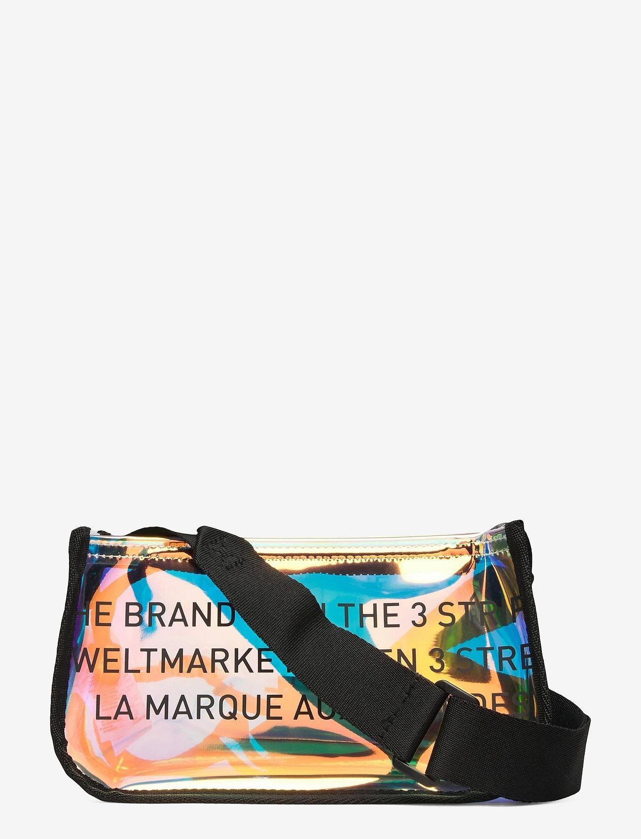 adidas Originals - Mini Airliner Bag - olkalaukut - transp - 0