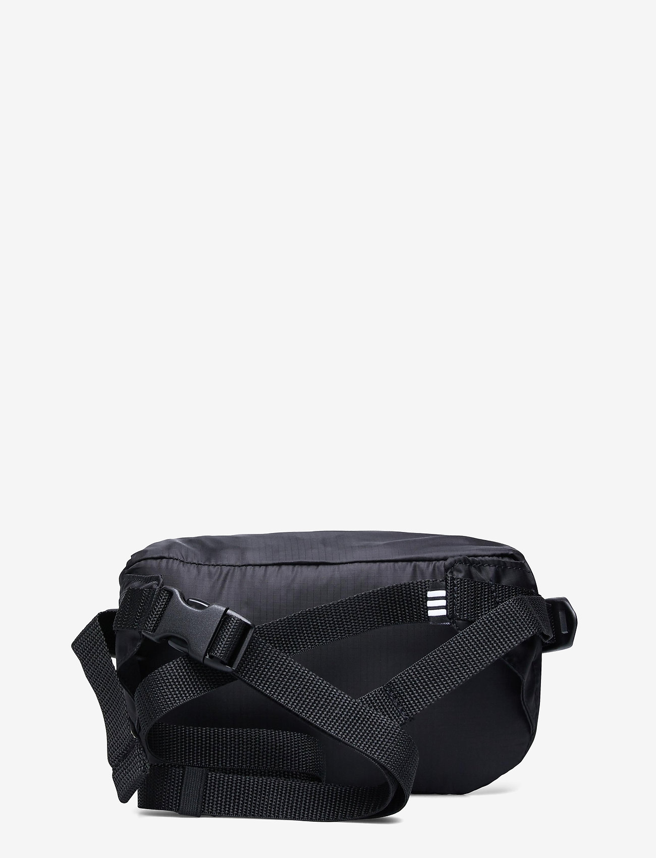 adidas Originals - Adventure Waist Bag Small - midjeveske - black/white - 1