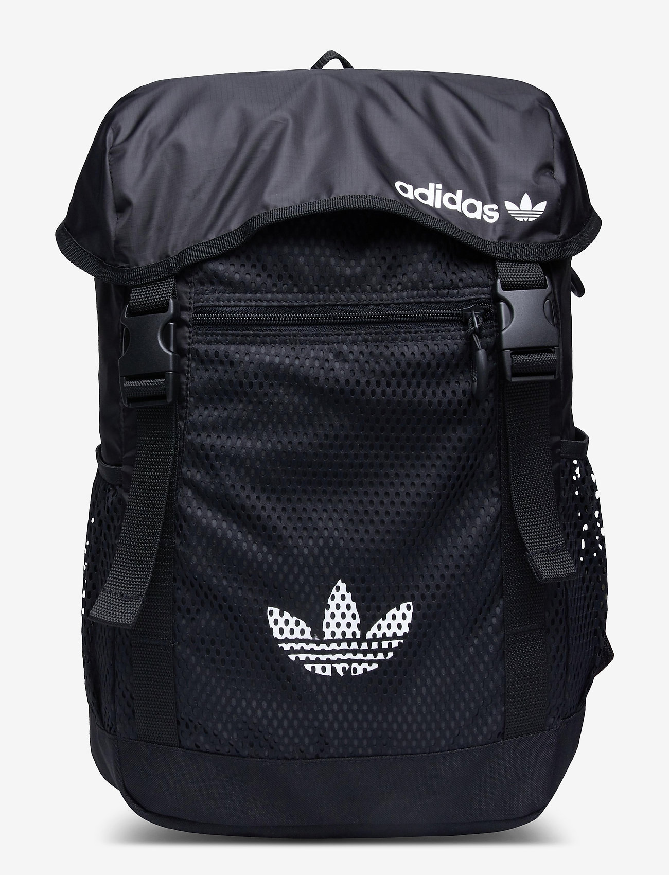 adidas Originals - ADV TOPLOADER S - treenikassit - black/white - 0