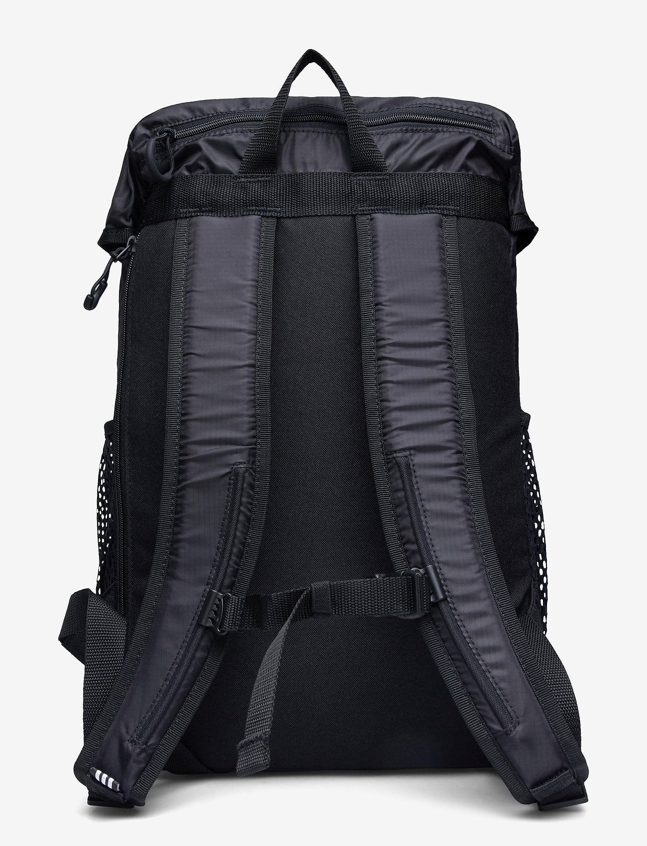 adidas Originals - ADV TOPLOADER S - treenikassit - black/white - 1