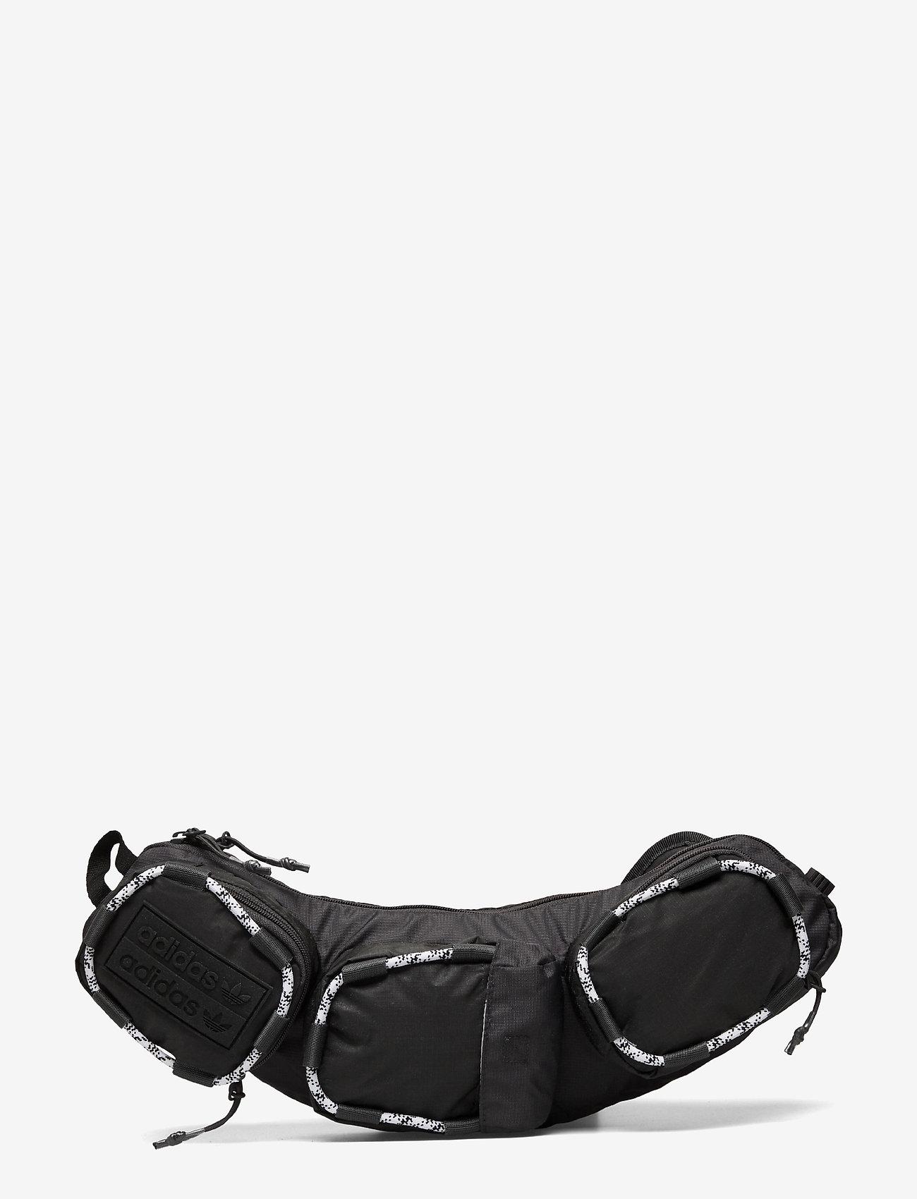 adidas Originals - R.Y.V. Sling Pack - vyölaukut - dgsogr/white/black - 0