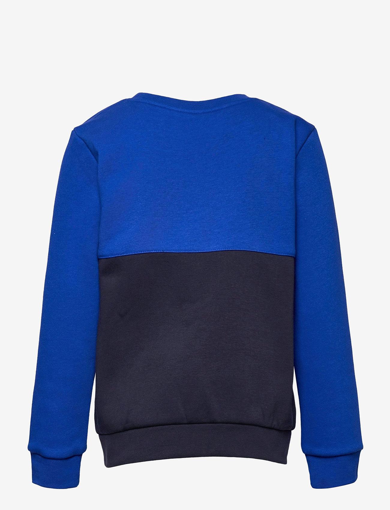 adidas Originals - SPRT Collection Crew Sweatshirt - sweatshirts - royblu/legink - 1