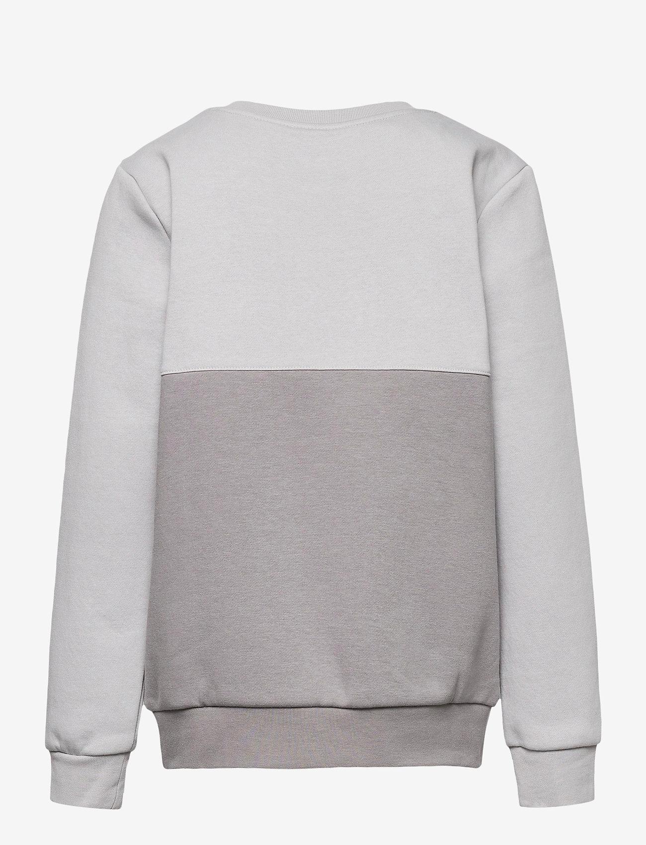 adidas Originals - SPRT Collection Crew Sweatshirt - sweatshirts - gretwo/dovgry - 1