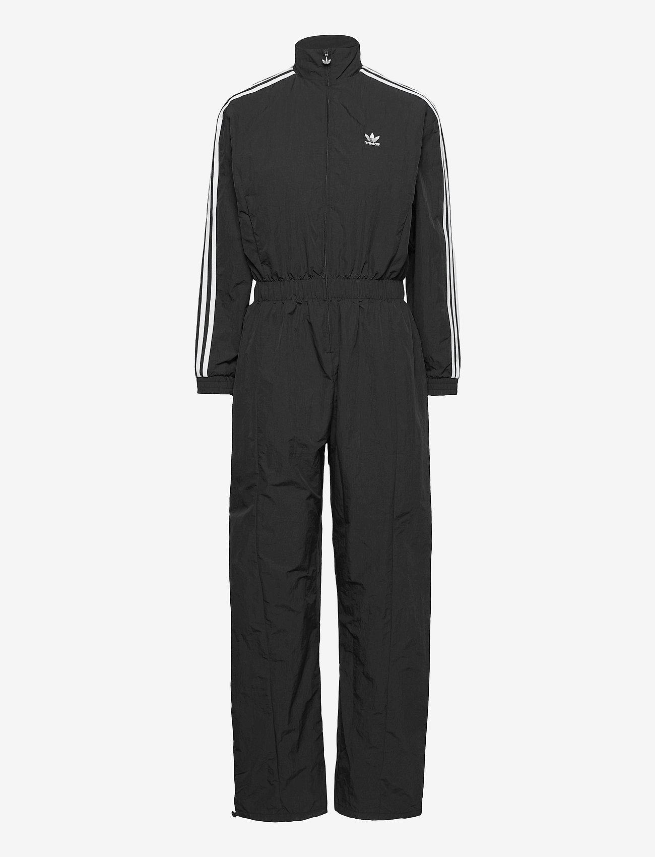 adidas Originals - Adicolor Classics Boiler Suit W - sportieve tops - black - 1