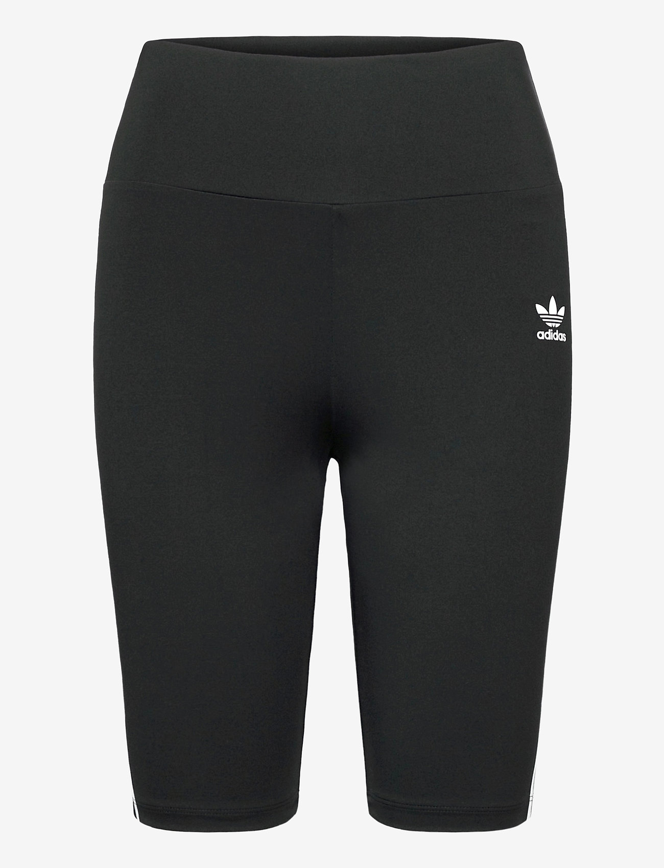 adidas Originals - Adicolor Classics Primeblue High-Waisted PB Short Tights W - träningsshorts - black - 1
