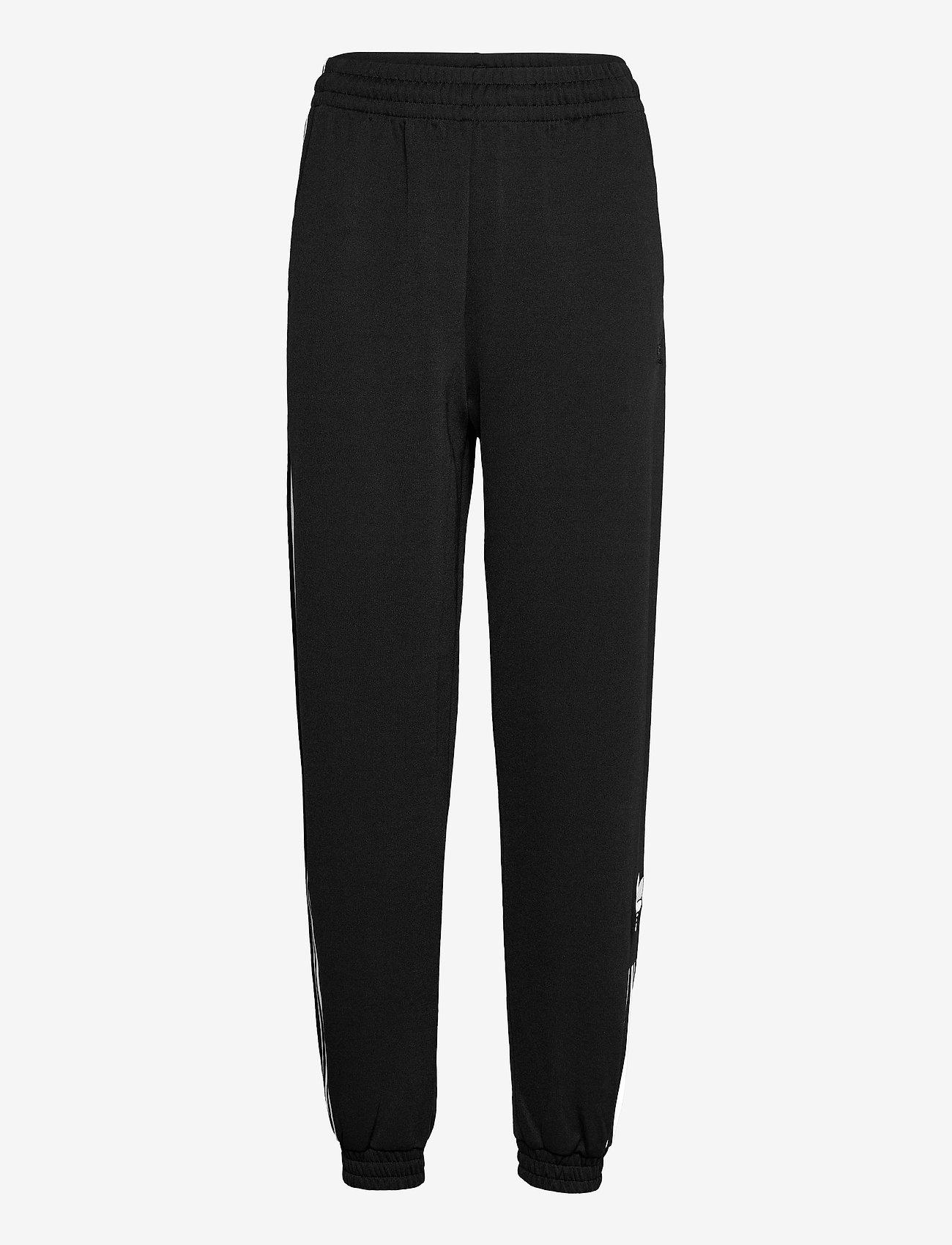 adidas Originals - Adicolor 3D Trefoil Track Pants W - trainingsbroek - black - 1